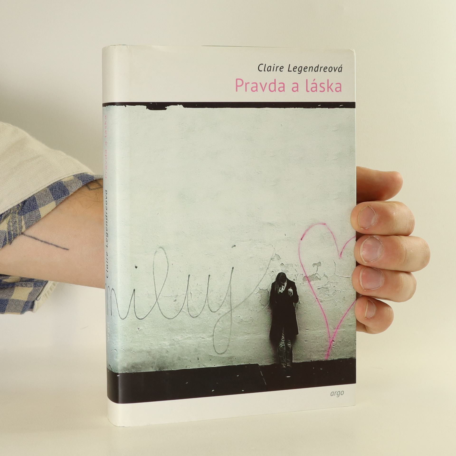 antikvární kniha Pravda a láska, 2014
