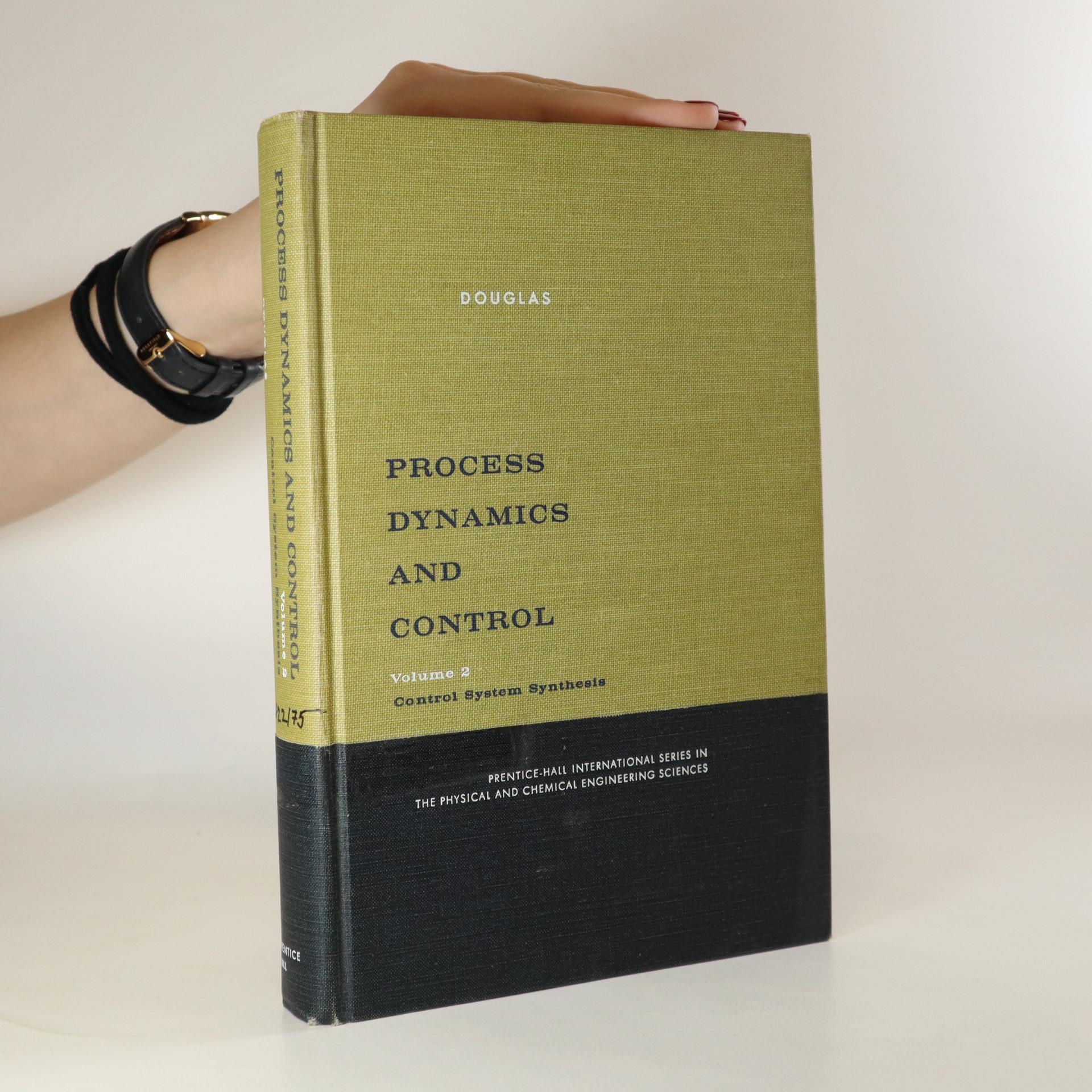 antikvární kniha Process dynamics and control vol. II, neuveden