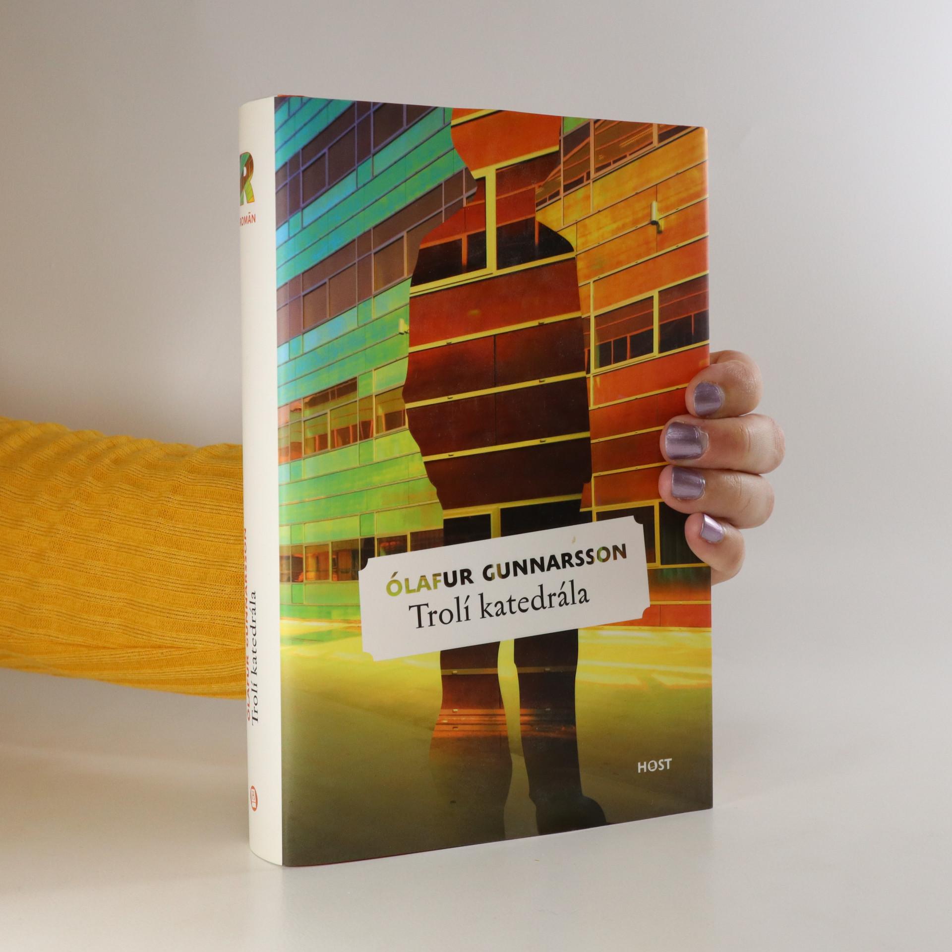 antikvární kniha Trolí katedrála, 2008
