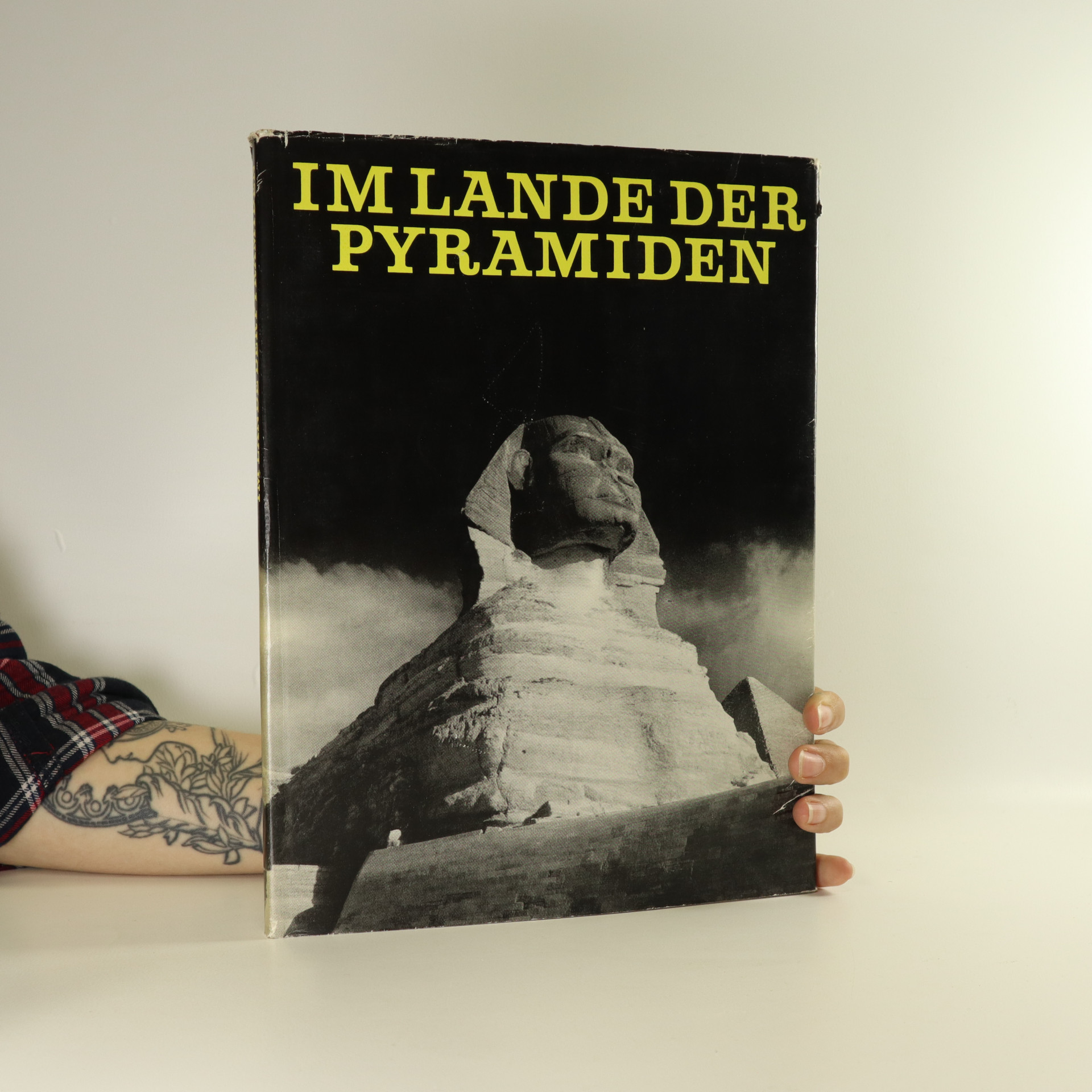 antikvární kniha Im Lande der Pyramiden, 1961