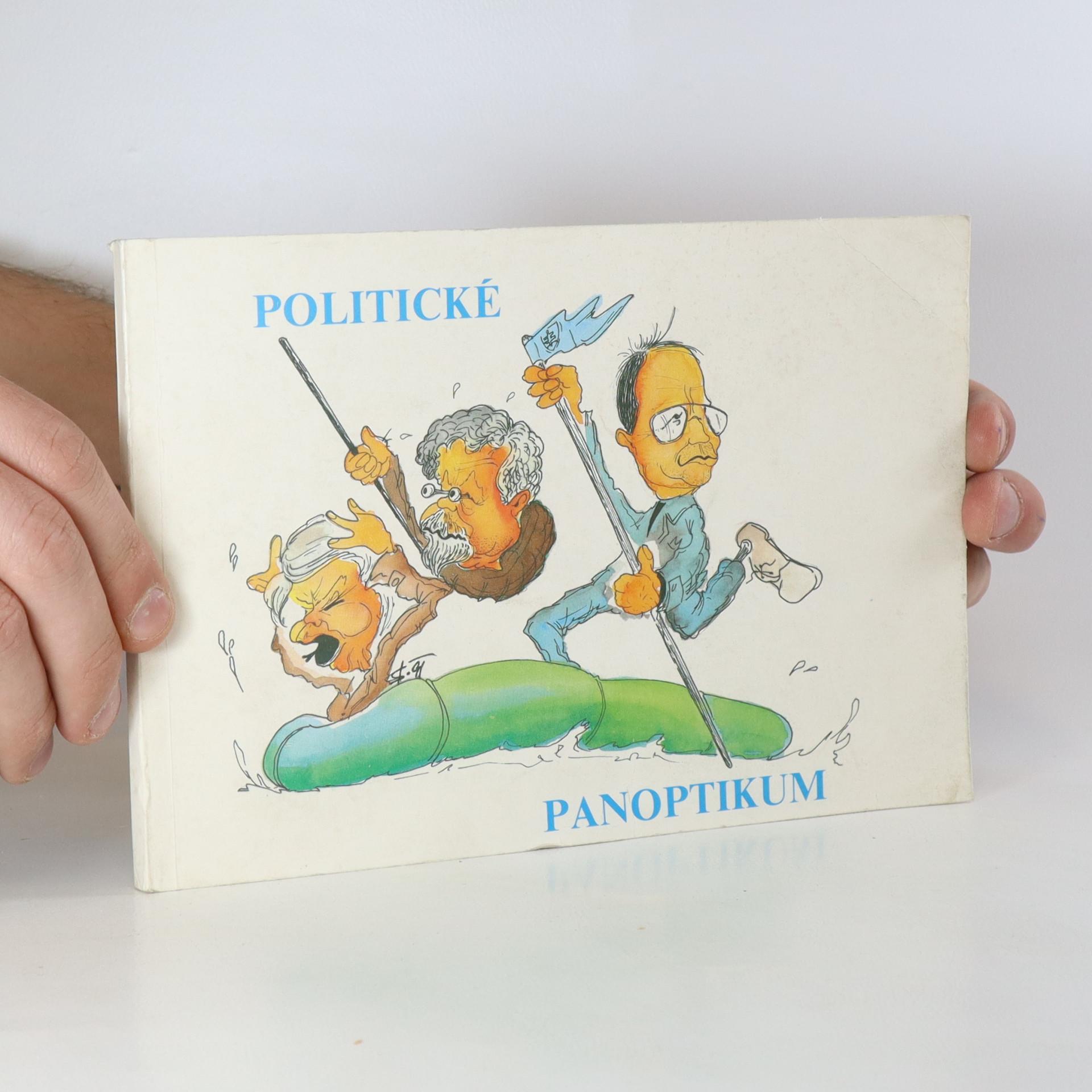 antikvární kniha Politické panoptikum, 1992