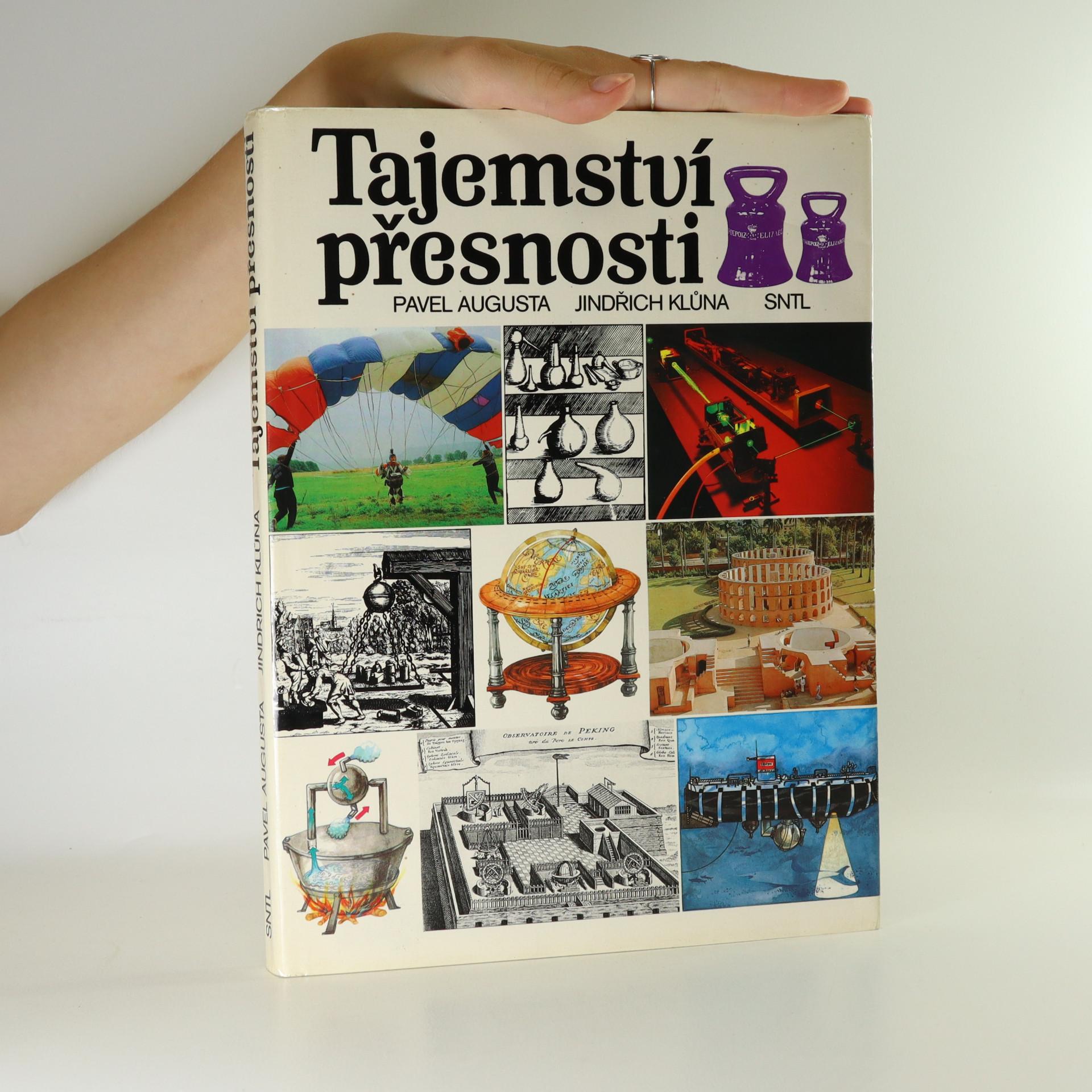 antikvární kniha Tajemství přesnosti, 1990