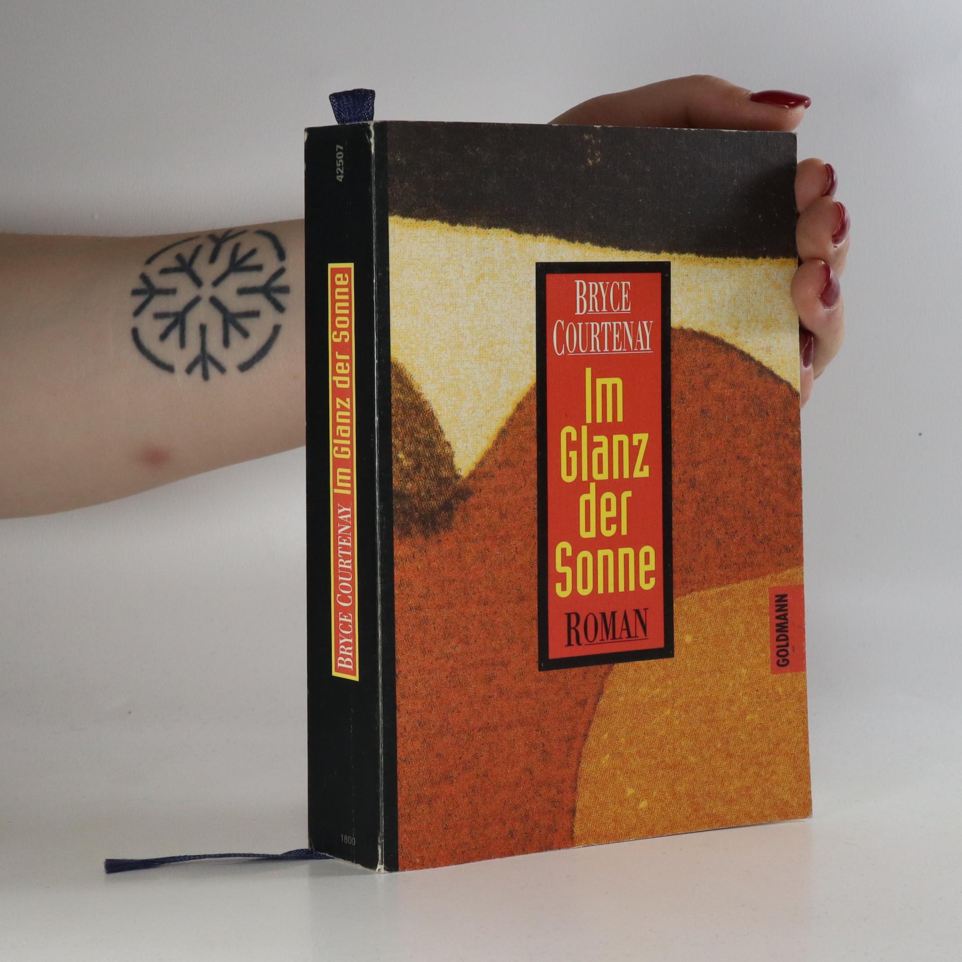 antikvární kniha Im Glanz der Sonne, neuveden