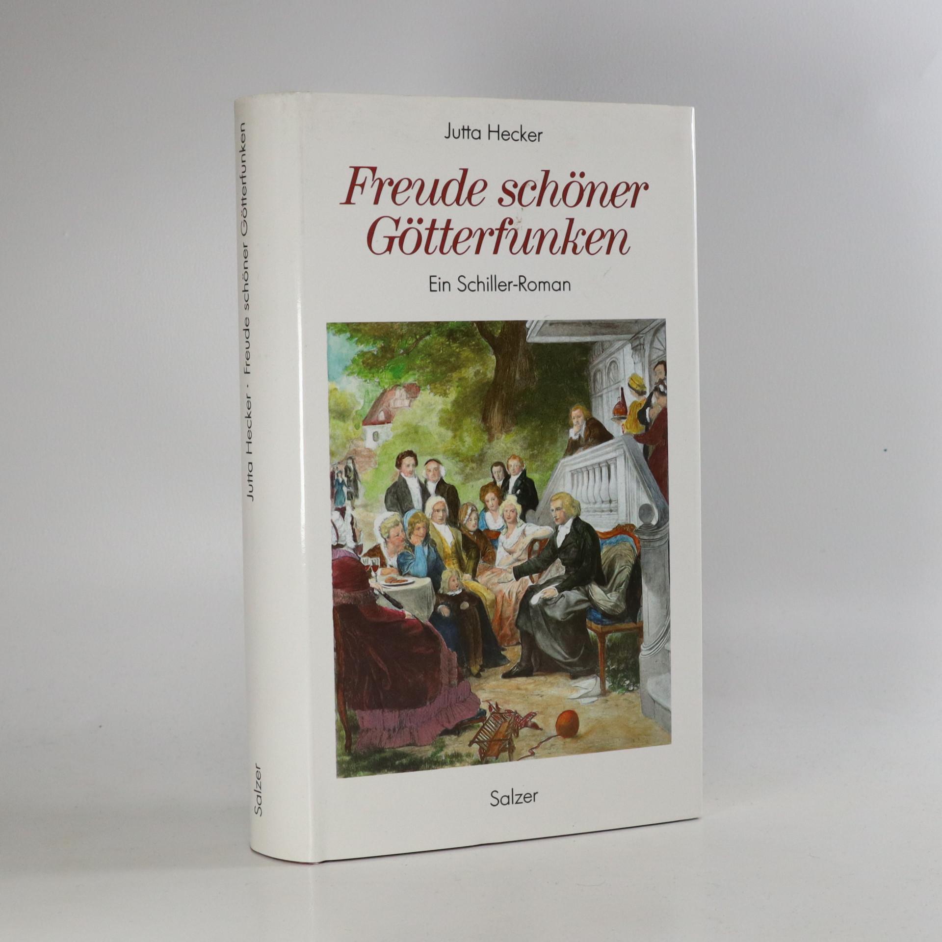 antikvární kniha Freude schöner Götterfunken, neuveden