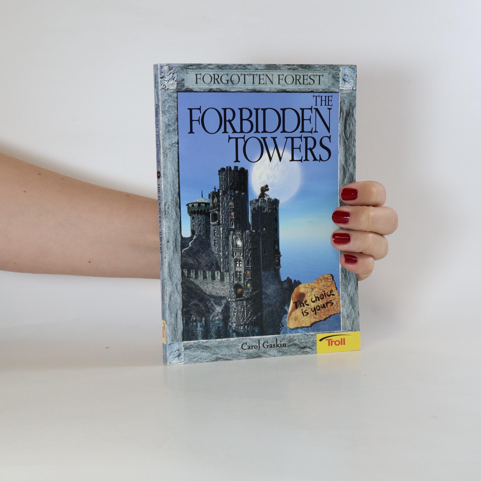 antikvární kniha The Forbidden Towers, 2003