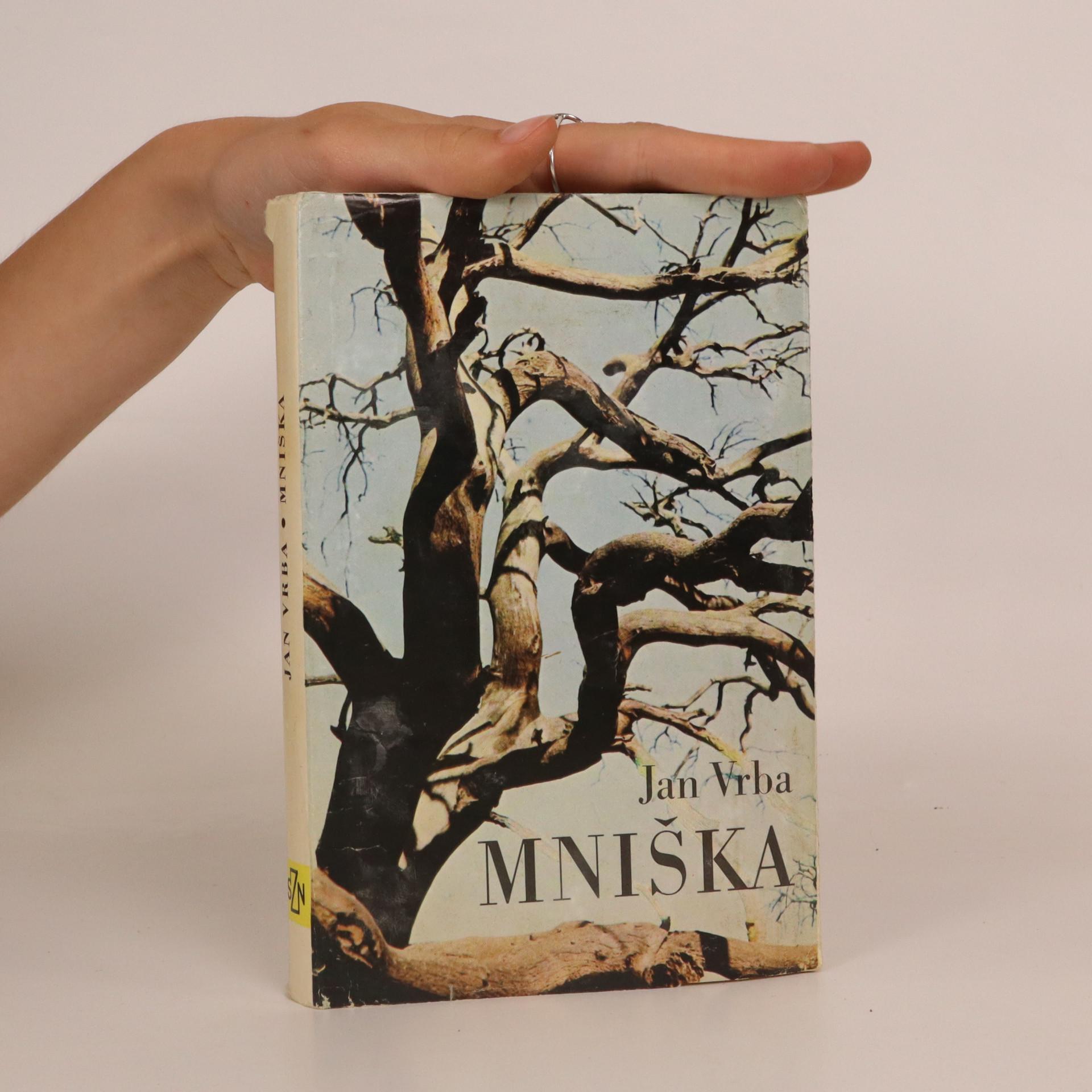 antikvární kniha Mniška, 1970