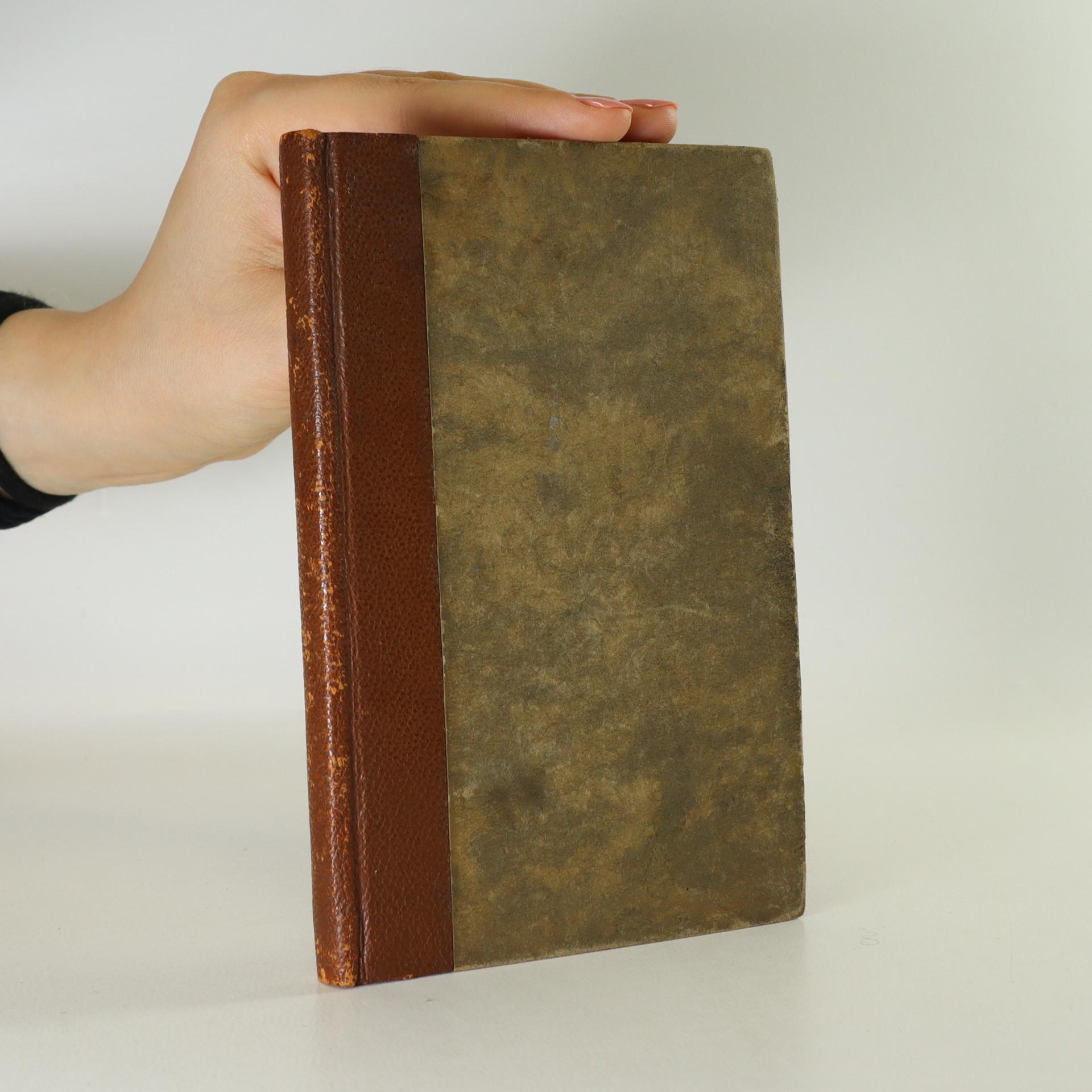 antikvární kniha Eveillez-Vous!, 1920