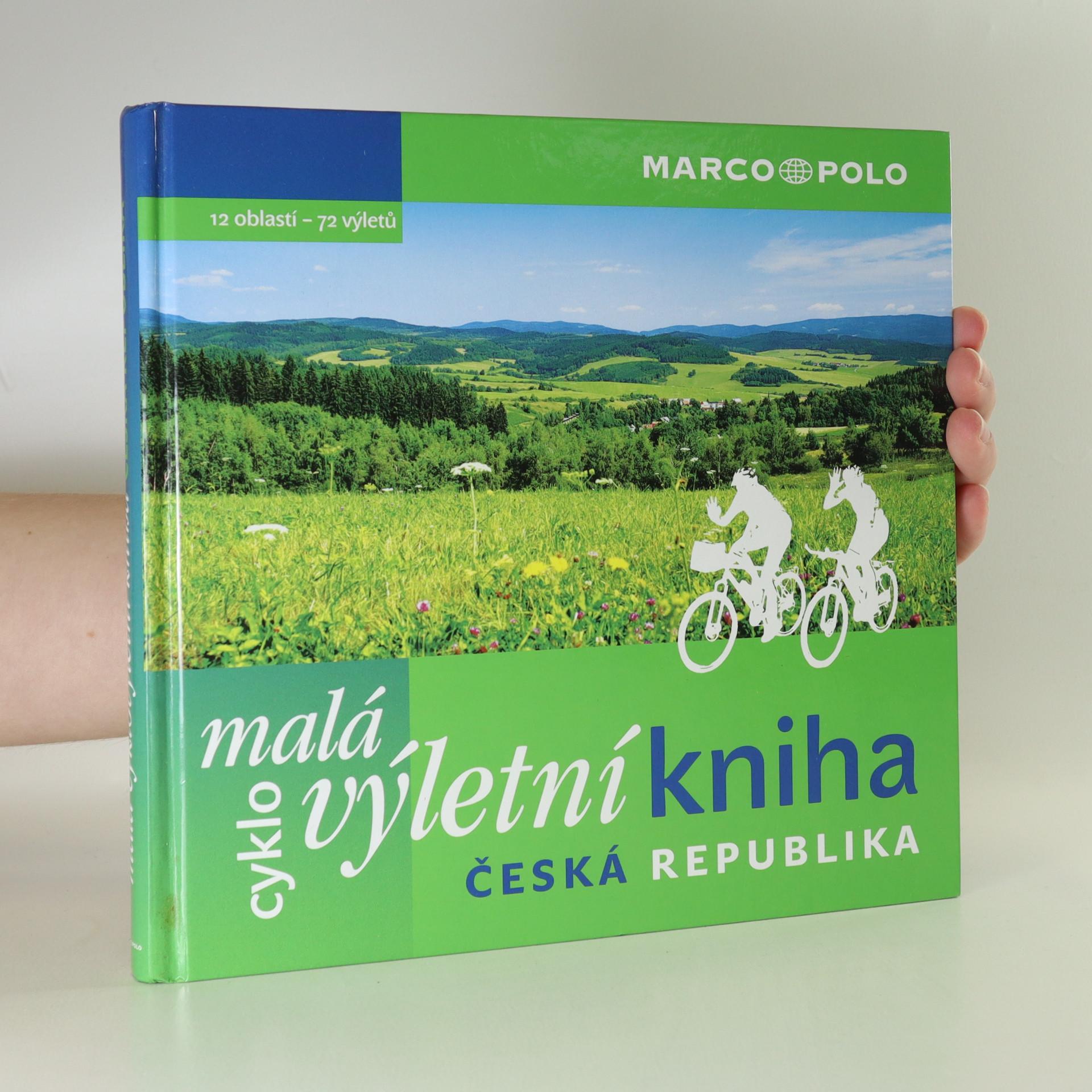 antikvární kniha Malá cyklovýletní kniha ČR, 2008