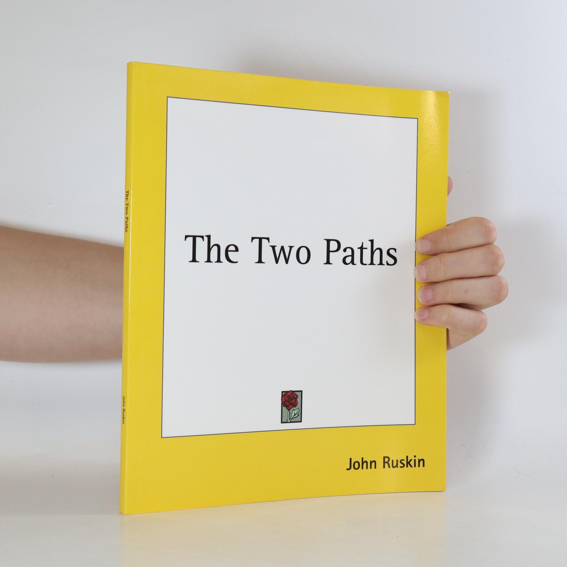 antikvární kniha The Two Paths, neuveden