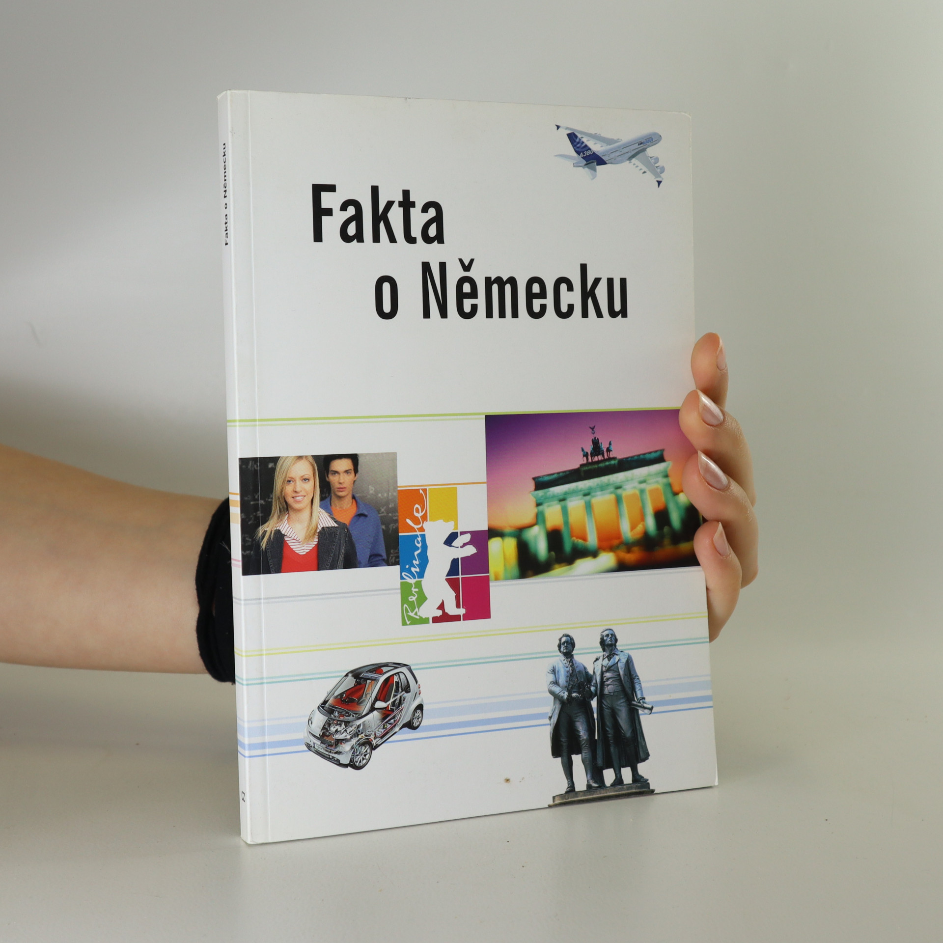 antikvární kniha Fakta o Německu, 2008