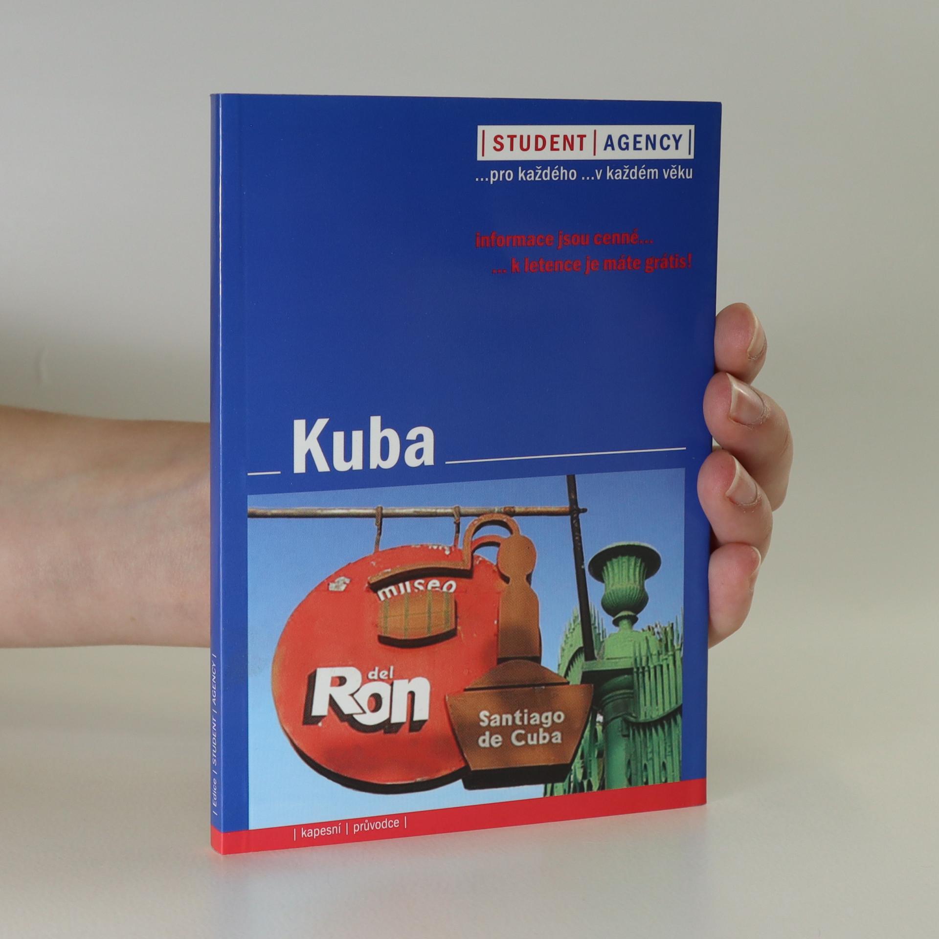 antikvární kniha Kuba, 2008