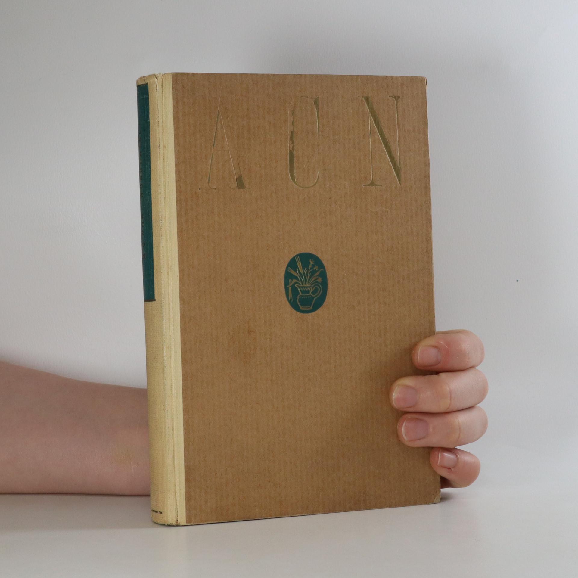 antikvární kniha Bürkental , 1941