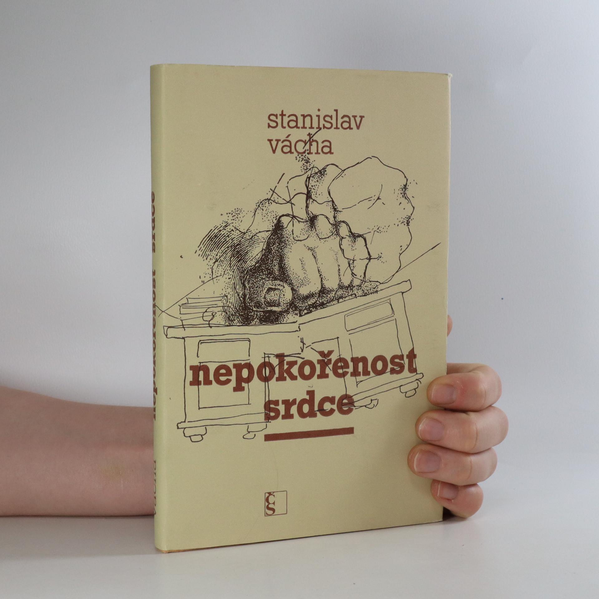 antikvární kniha Nepokořenost srdce , 1984
