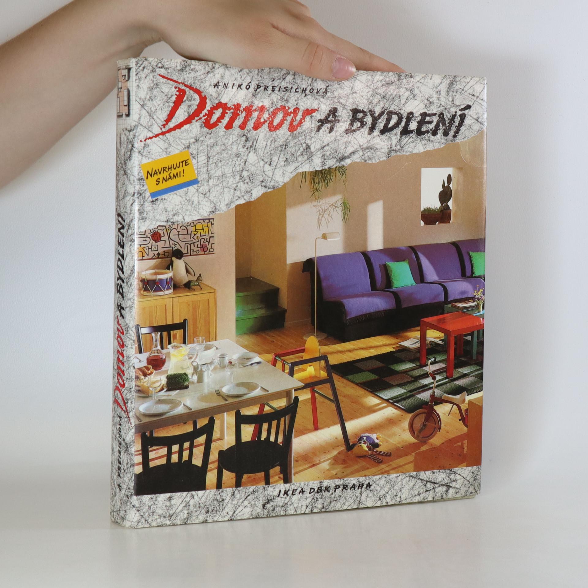 antikvární kniha Domov a bydlení, 1991