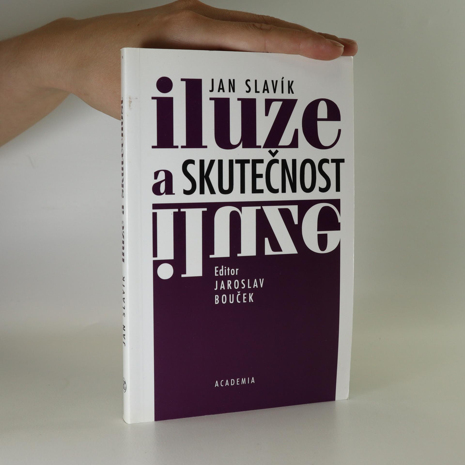 antikvární kniha Iluze a skutečnost, 2000