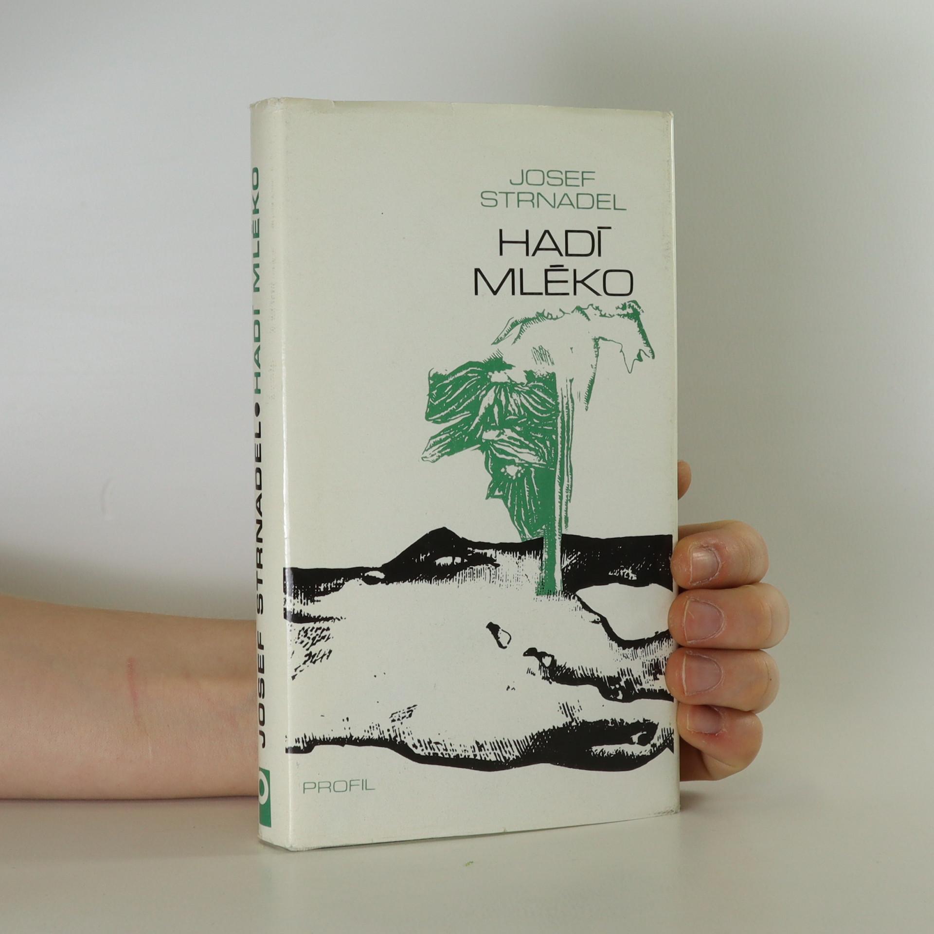 antikvární kniha Hadí mléko , 1986