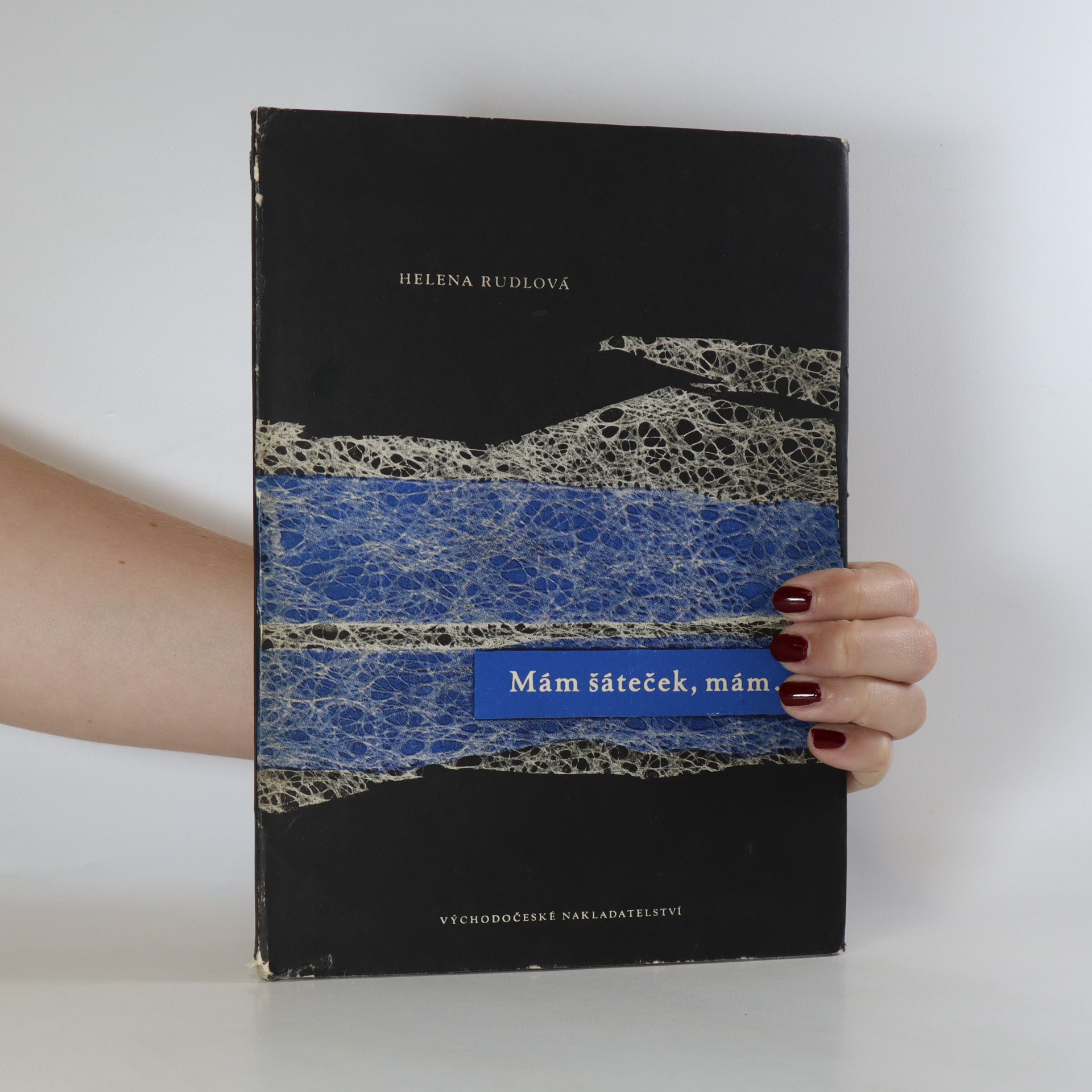 antikvární kniha Mám šáteček, mám..., 1962