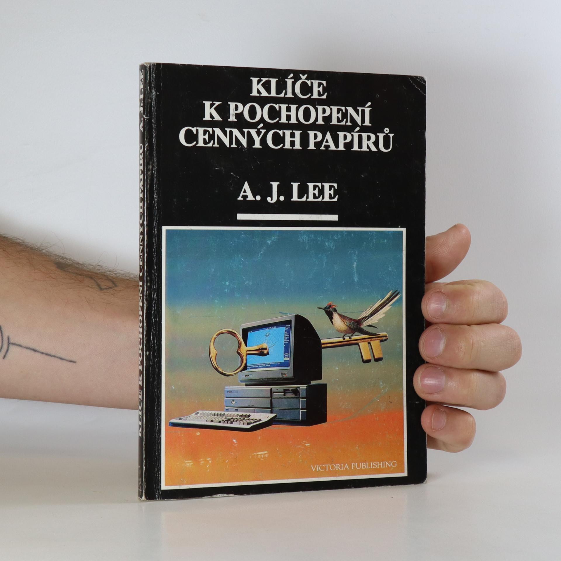 antikvární kniha Klíče k pochopení cenných papírů, neuveden