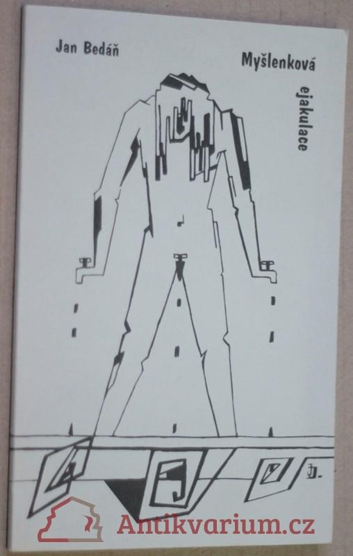 antikvární kniha myšlenková ejakulace, 1995