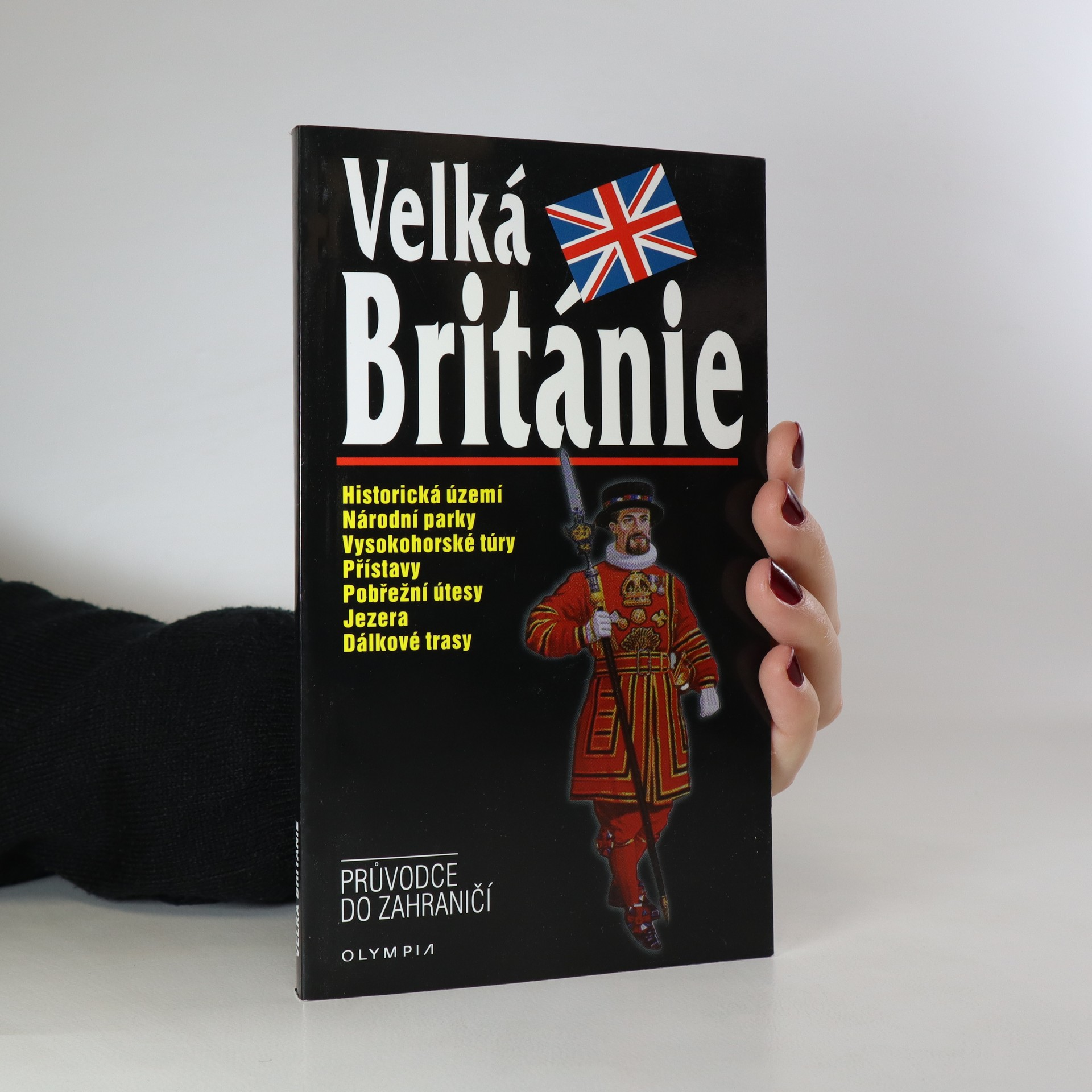 antikvární kniha Velká Británie, 2002