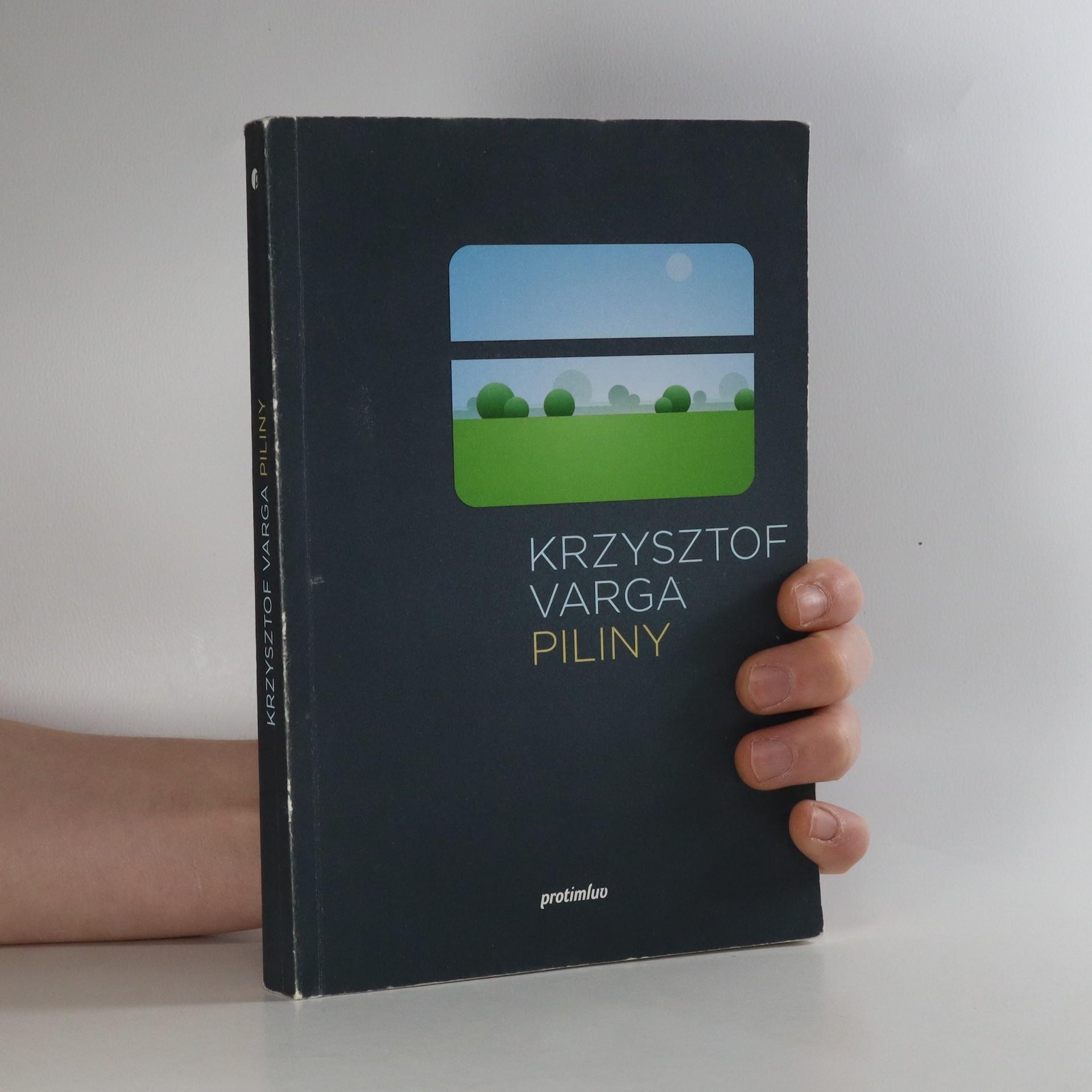 antikvární kniha Piliny, 2014
