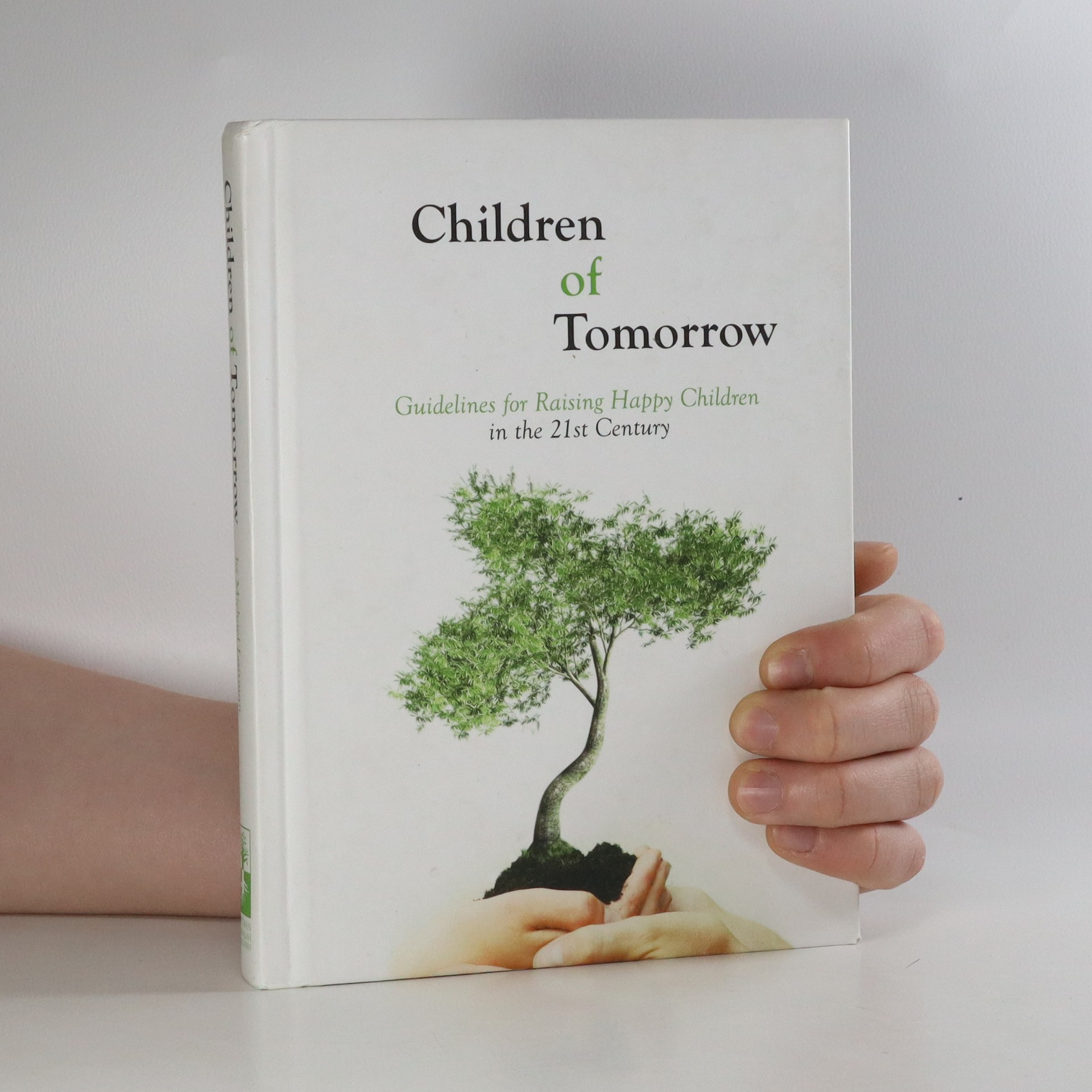antikvární kniha Children of Tomorrow, 2011