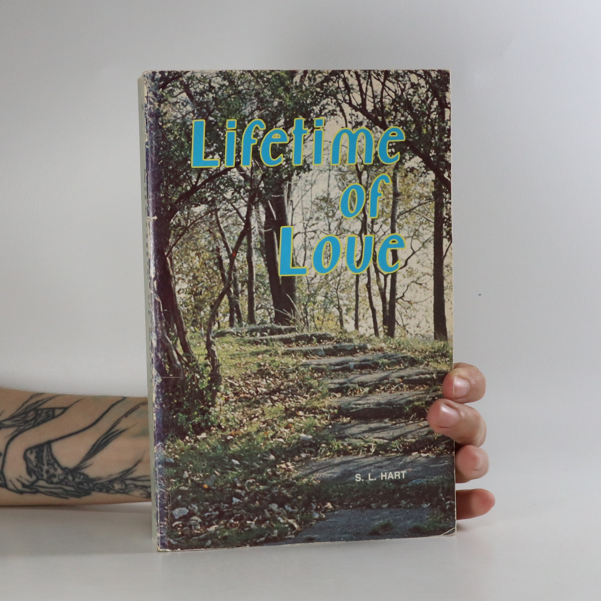 antikvární kniha Lifetime of Love, neuveden