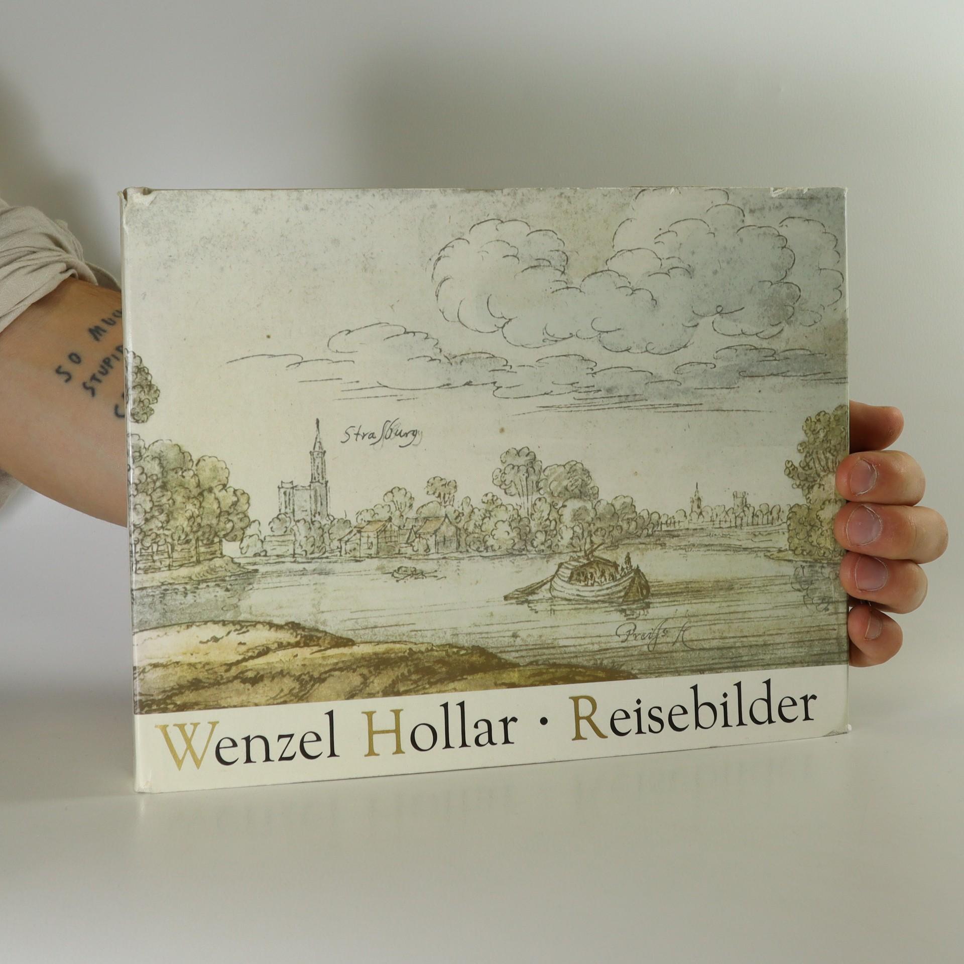 antikvární kniha Wenzel Hollar. Reisebilder, neuveden
