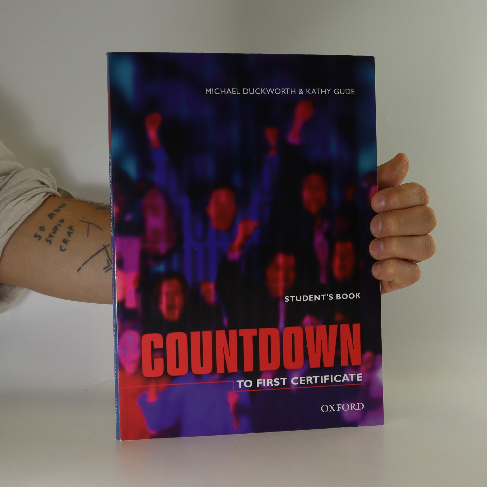 antikvární kniha Countdown. To first certificate. Student's book, 1999