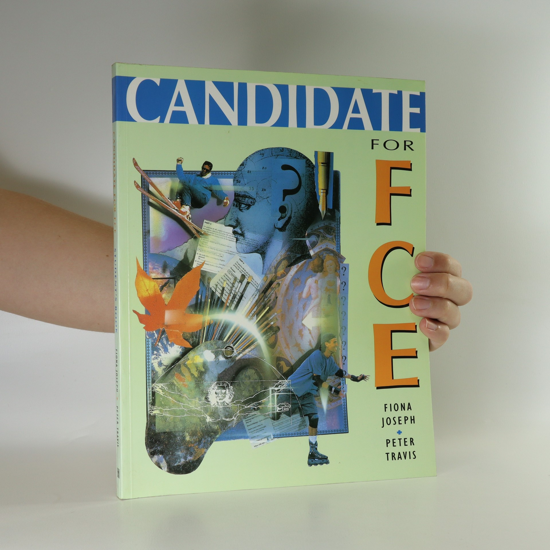 antikvární kniha Candidate for FCE. Student's book, 1997
