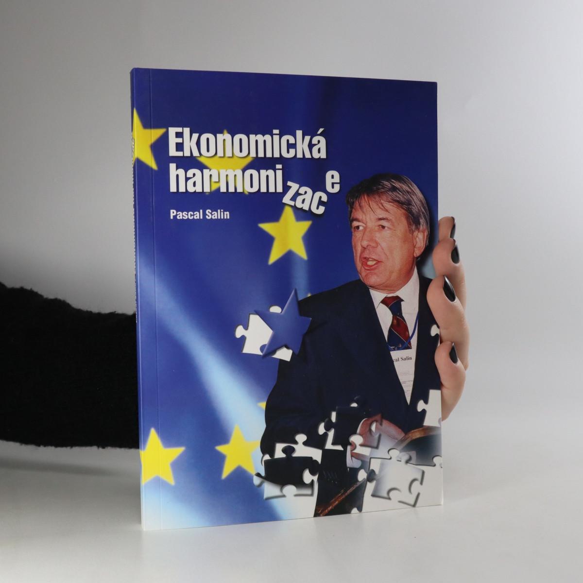 antikvární kniha Ekonomická harmonizace, 2003