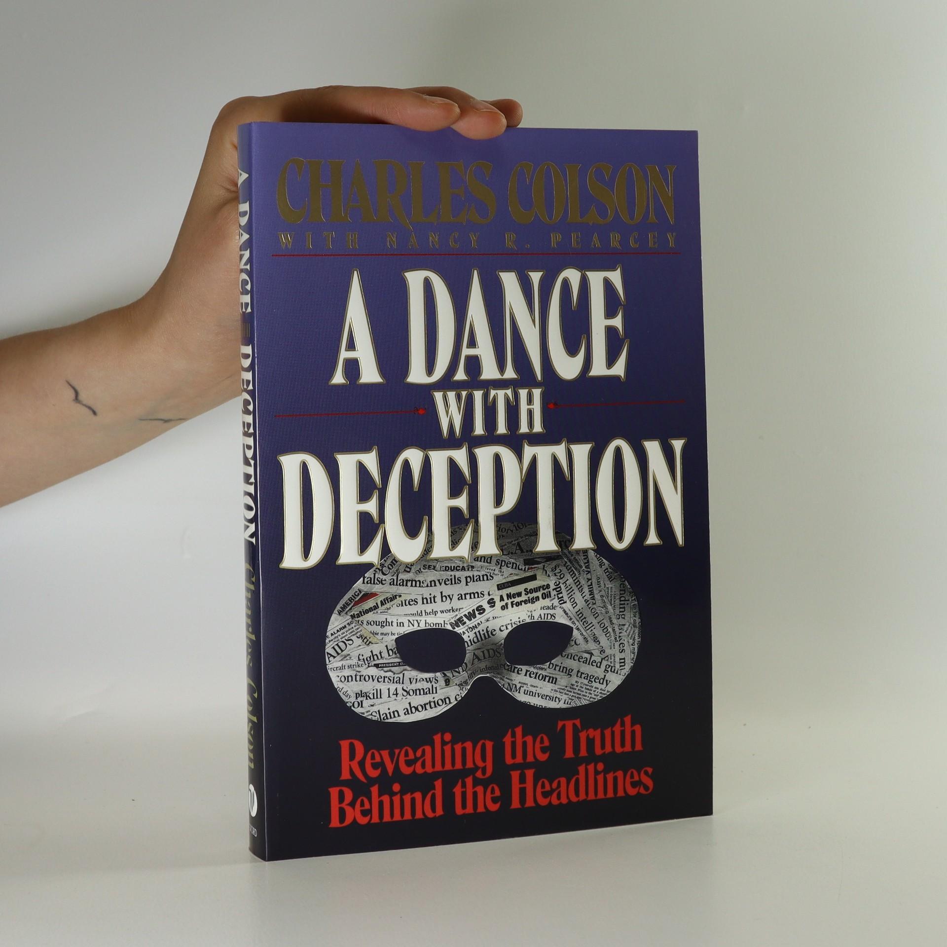 antikvární kniha A Dance with Deception, 1993