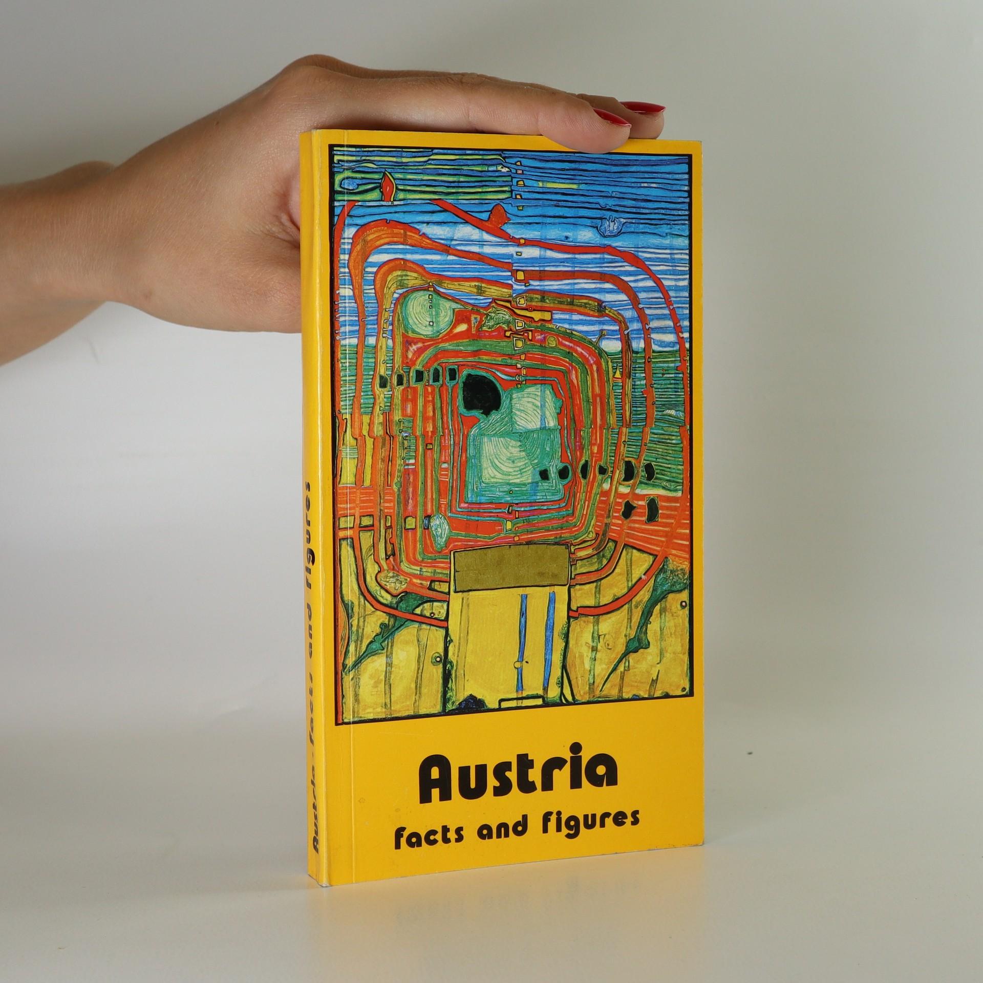 antikvární kniha Austria facts and figures, 1973