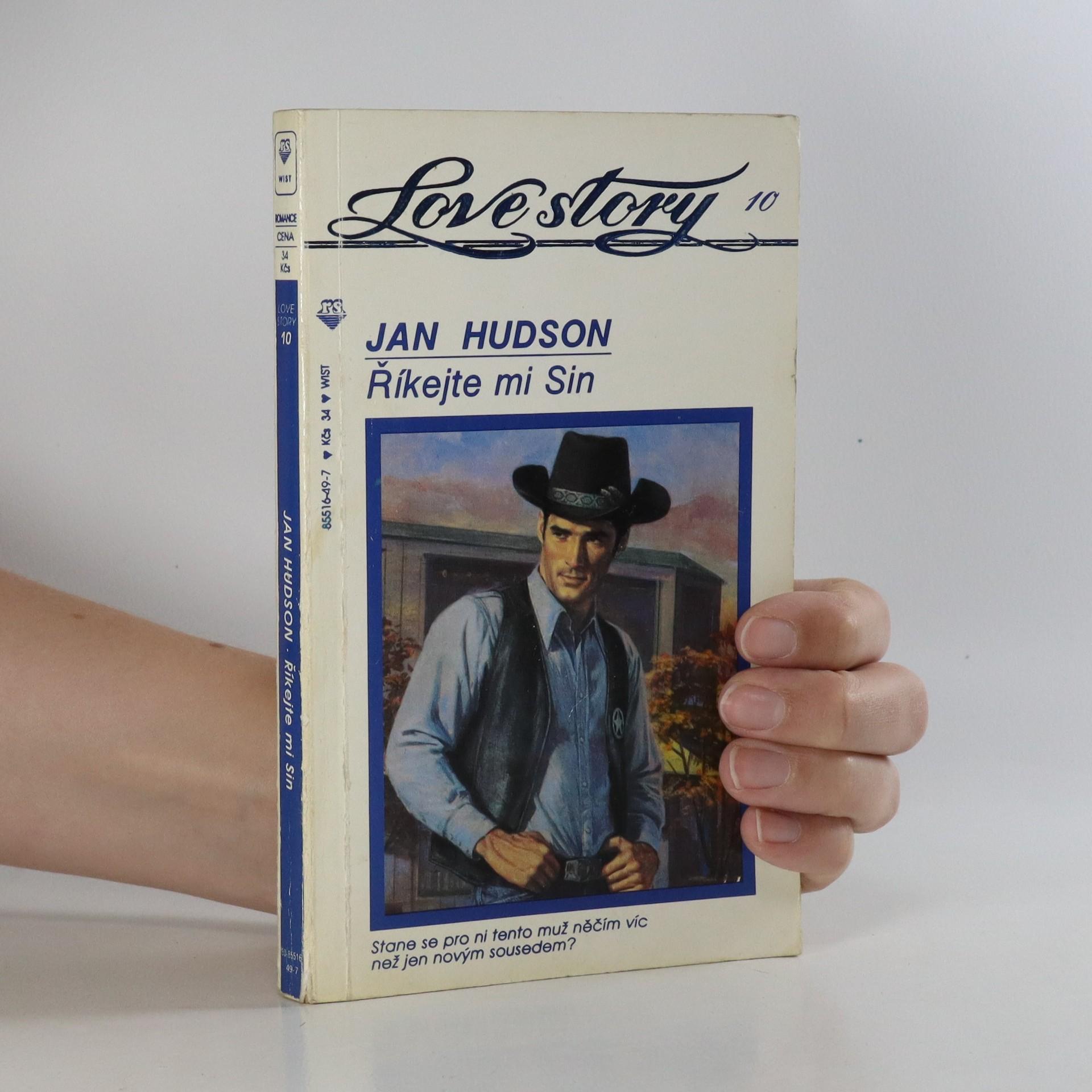 antikvární kniha Říkejte mi Sin, 1993