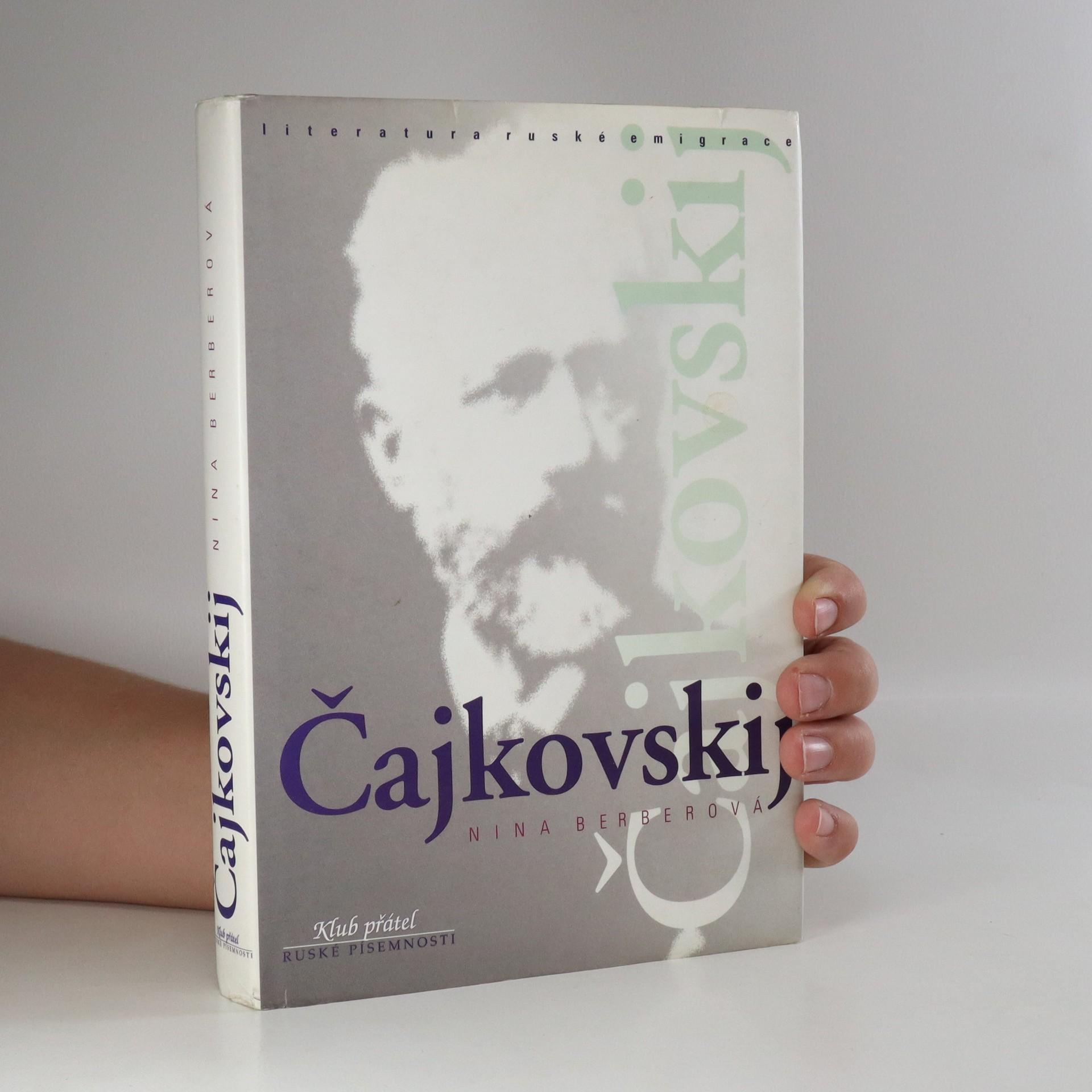 antikvární kniha Čajkovskij, 2000