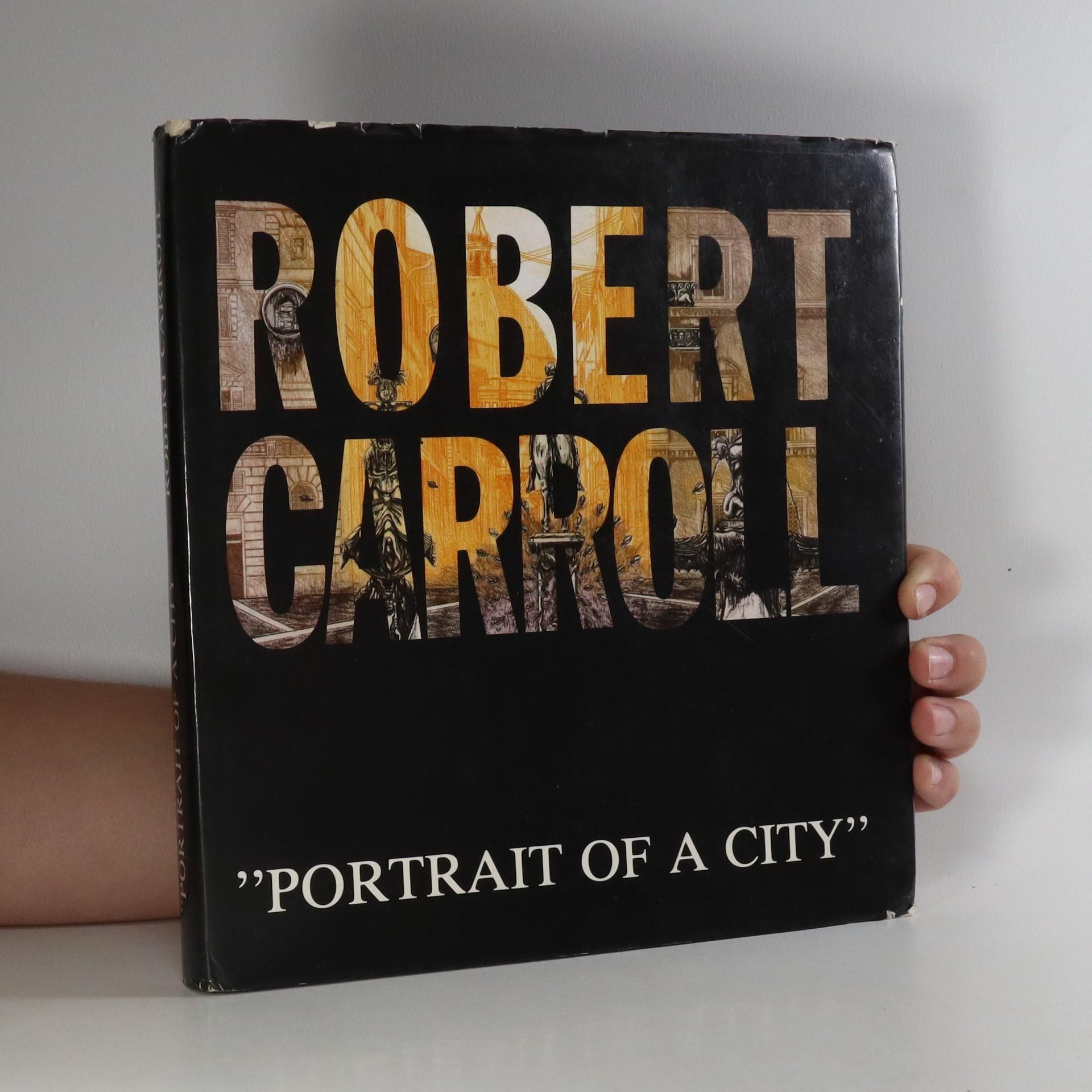 antikvární kniha Portrait of a city, neuveden