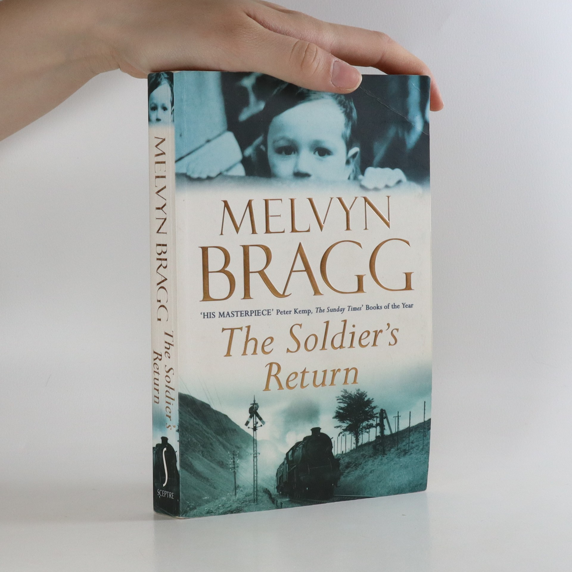 antikvární kniha The soldier's return, 1999