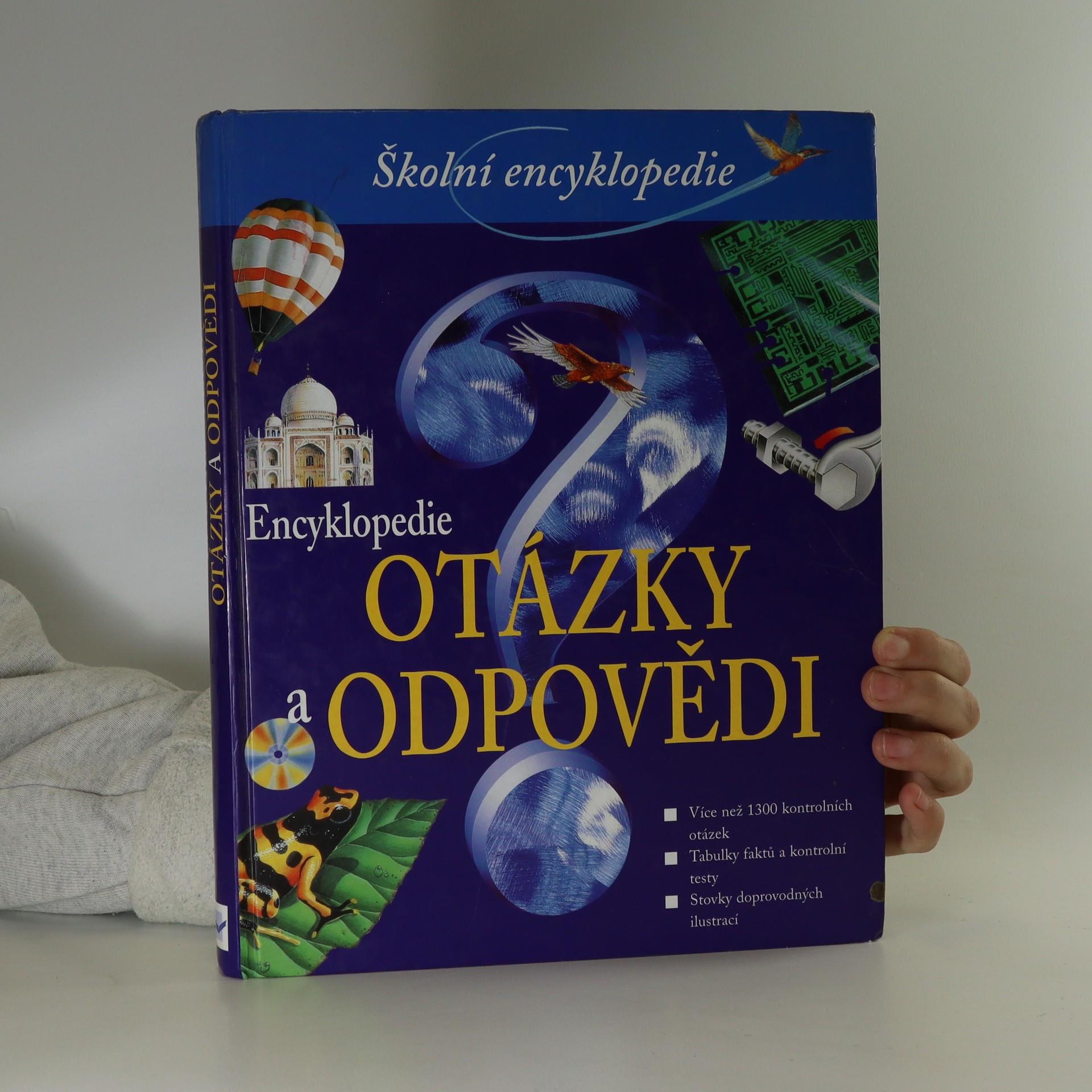 antikvární kniha Otázky a odpovědi, 1999