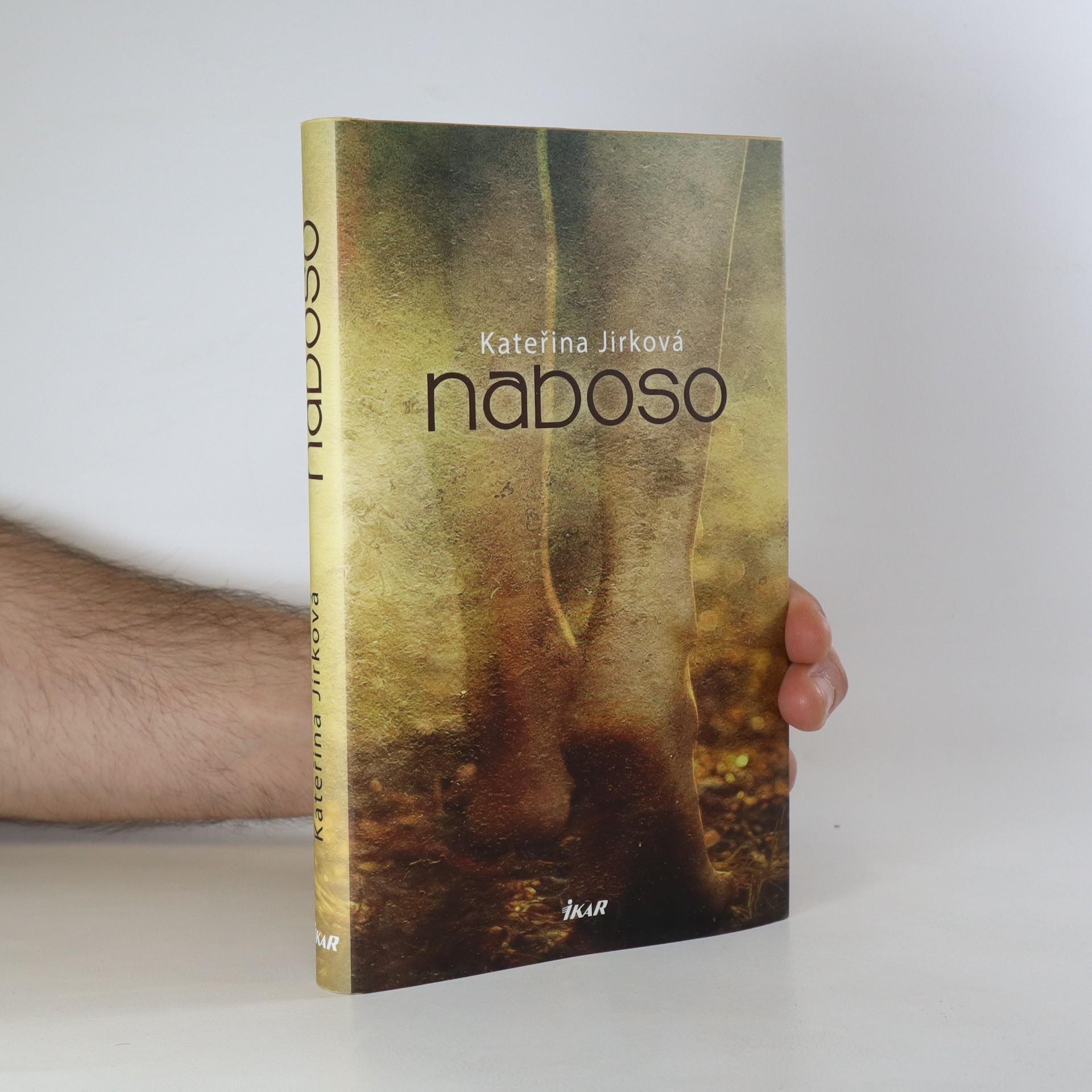 antikvární kniha Naboso, 2017