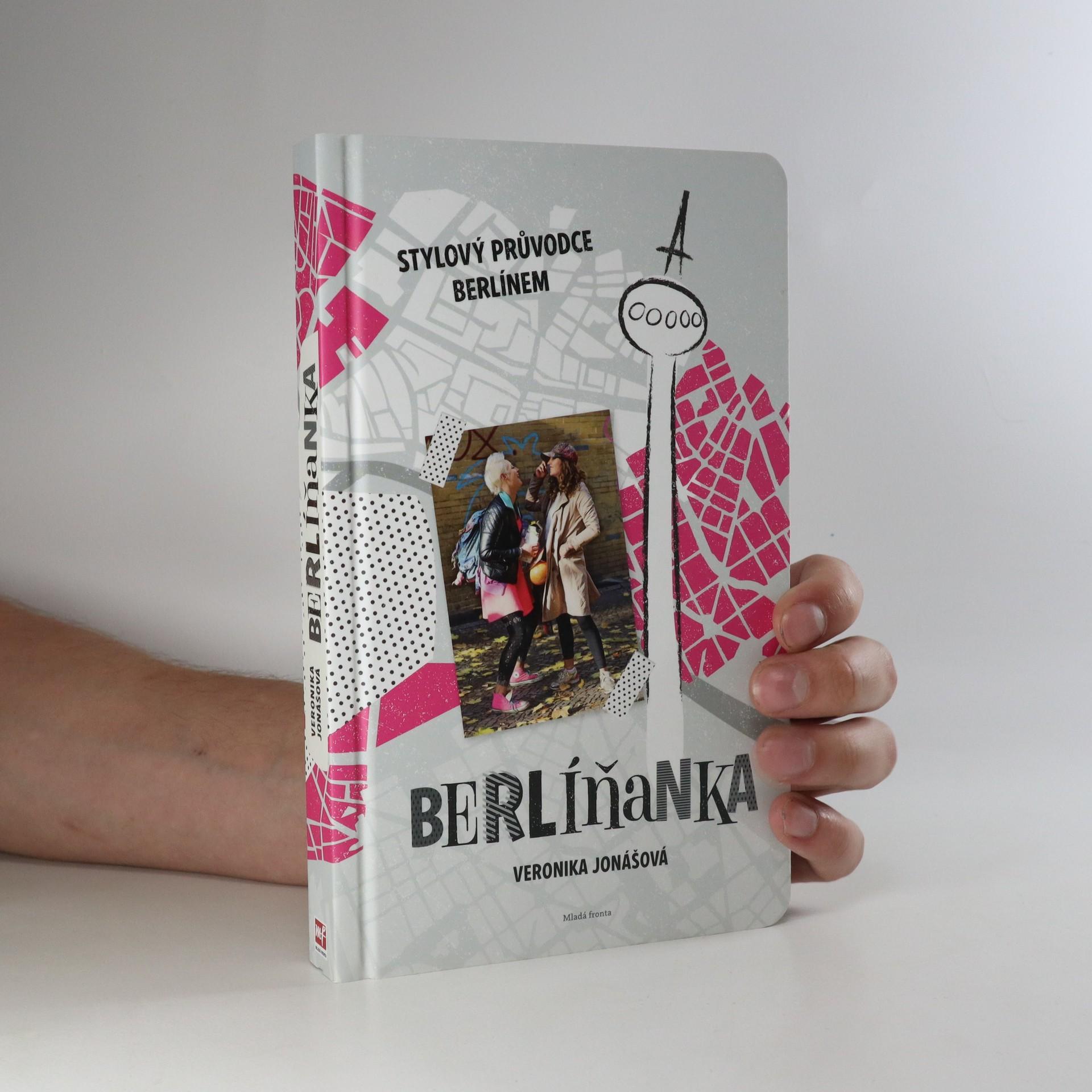 antikvární kniha Berlíňanka, 2016