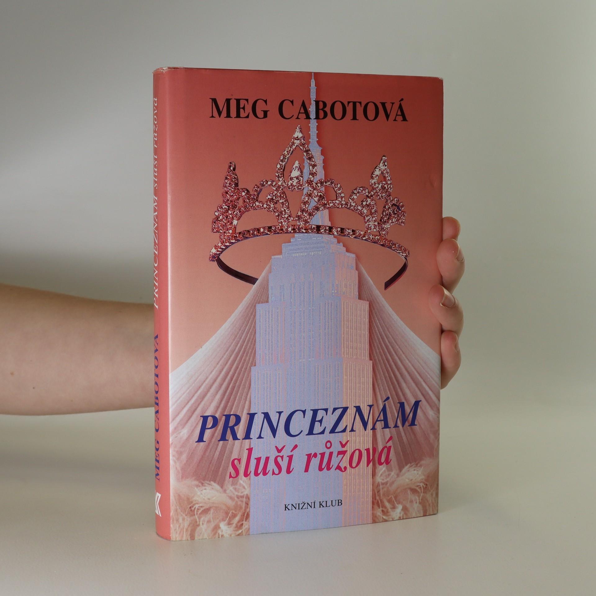 antikvární kniha Princeznám sluší růžová, 2004