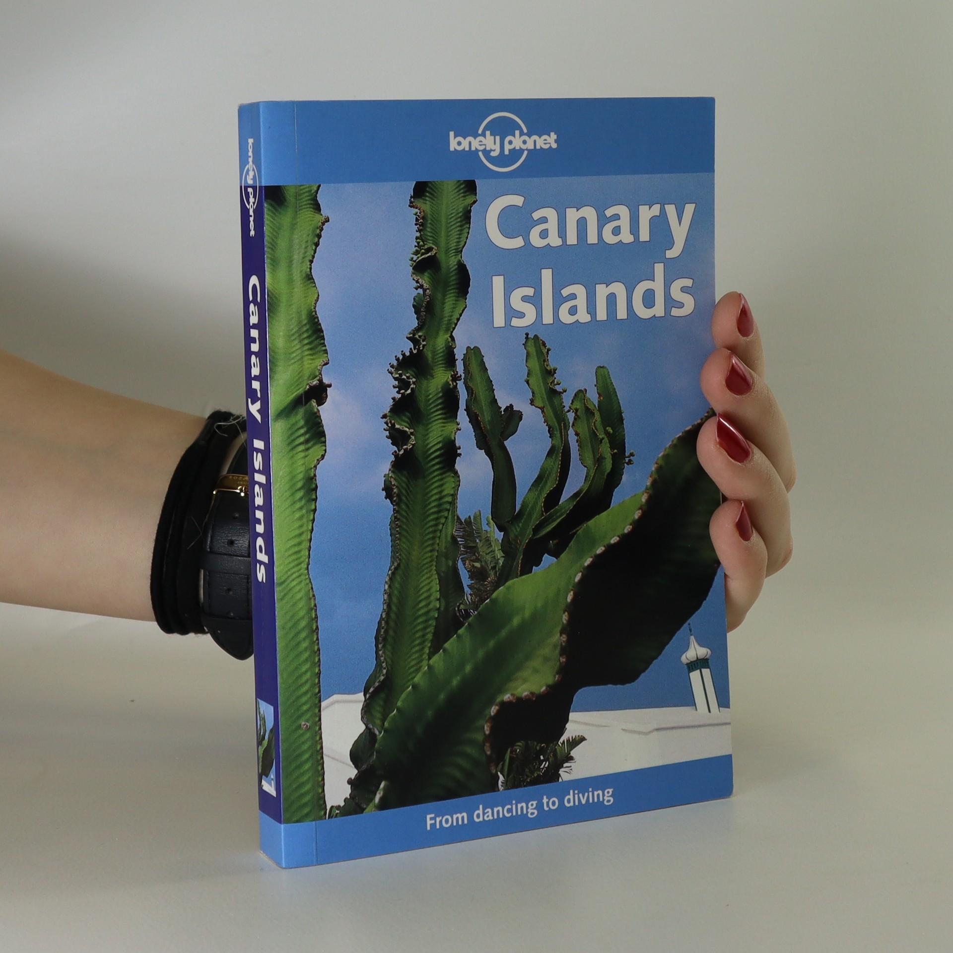 antikvární kniha Canary Islands, 2001