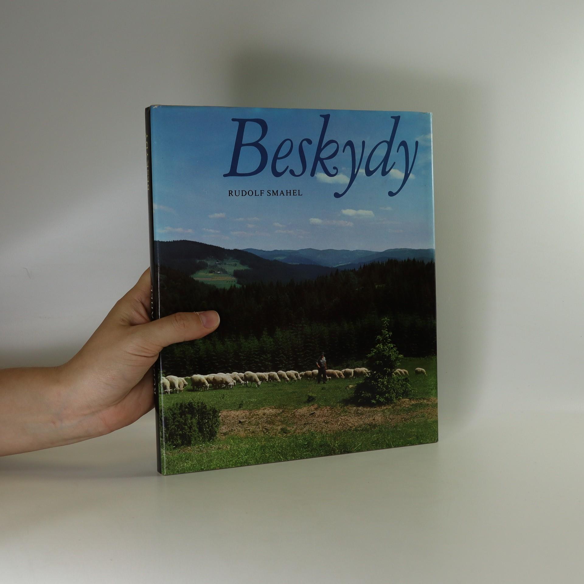 antikvární kniha Beskydy, 1978