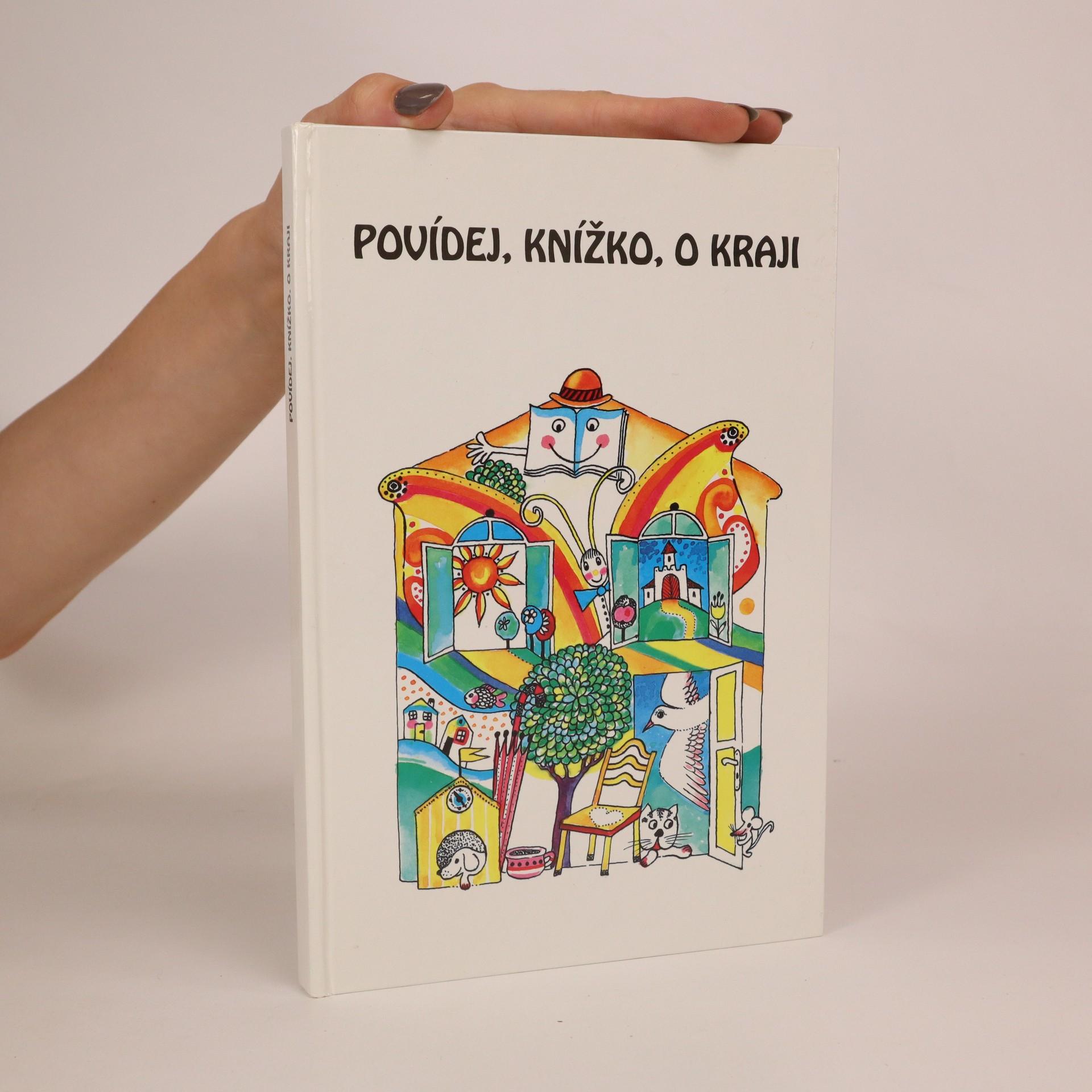 antikvární kniha Povídej, knížko, o kraji, 1996