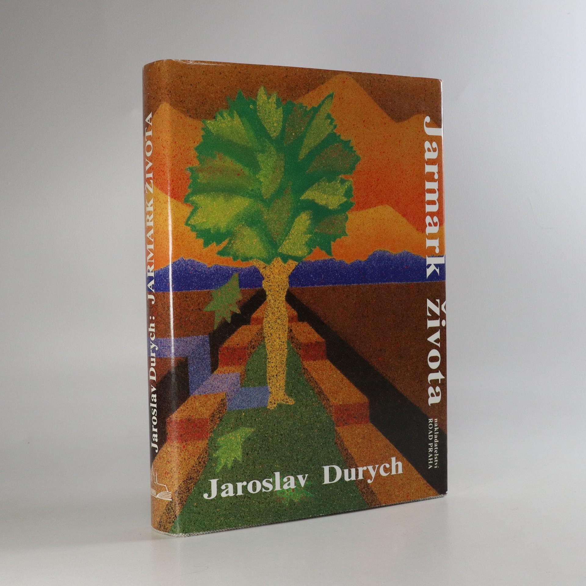 antikvární kniha Jarmark života, neuveden