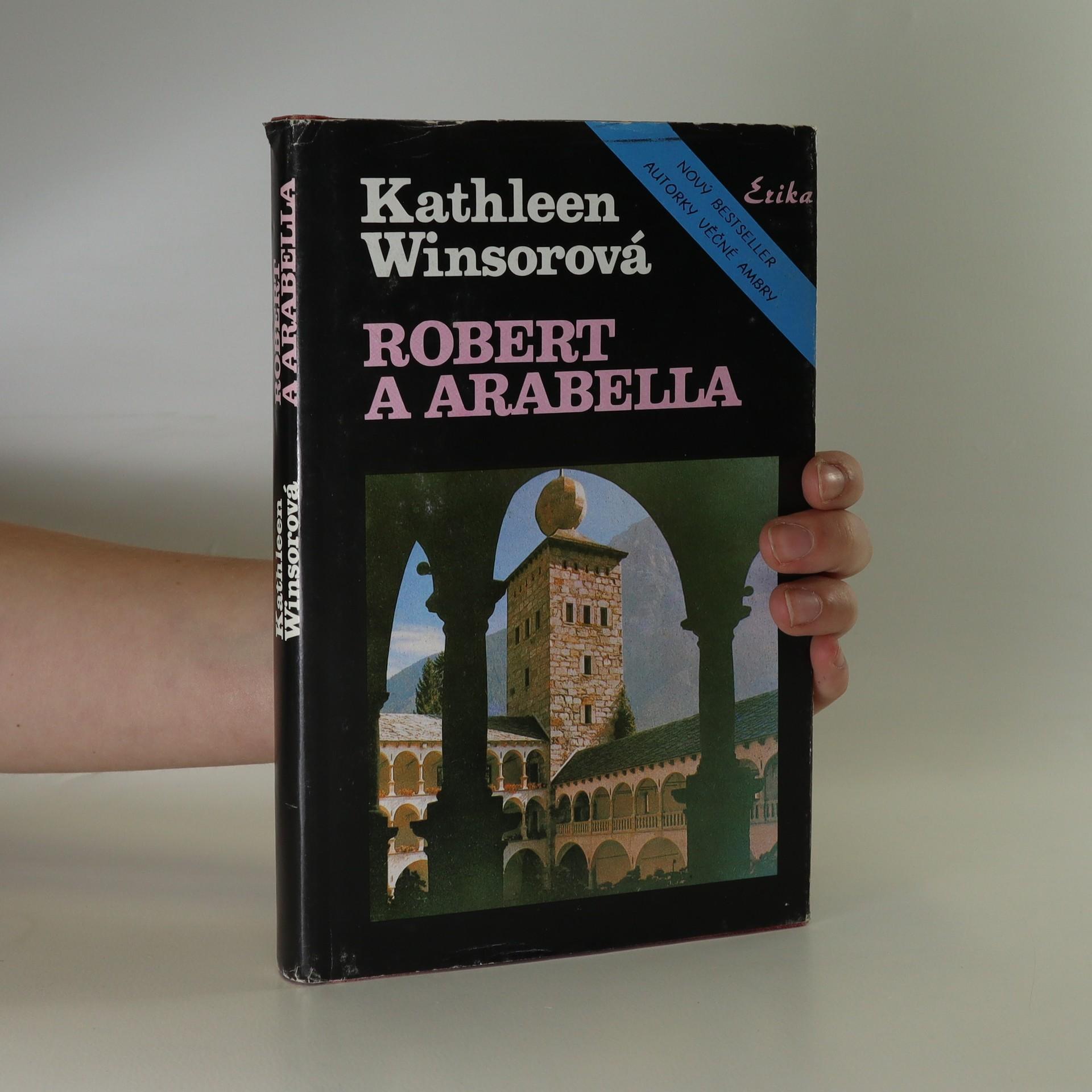 antikvární kniha Robert a Arabella, 1991