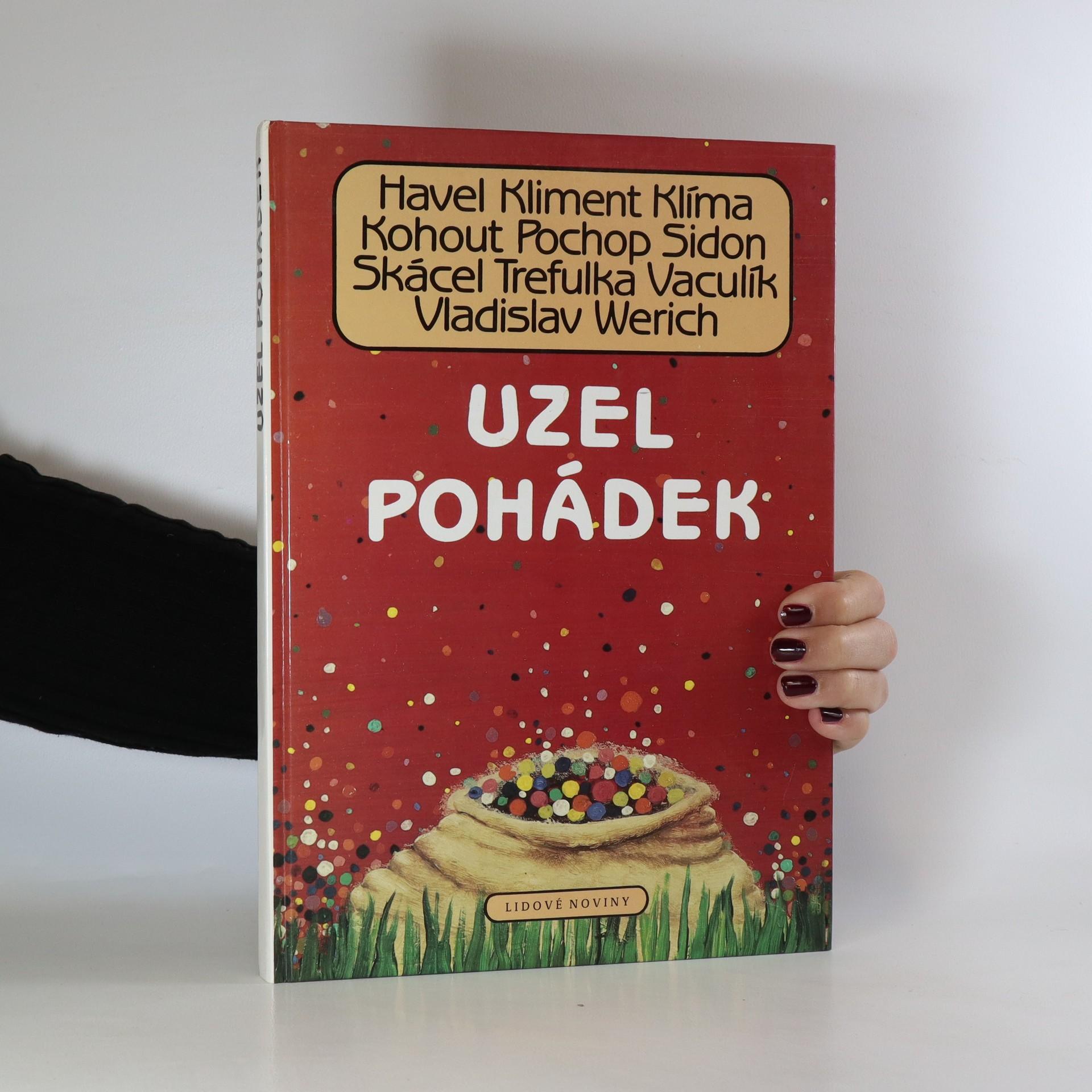 antikvární kniha Uzel pohádek, 1991