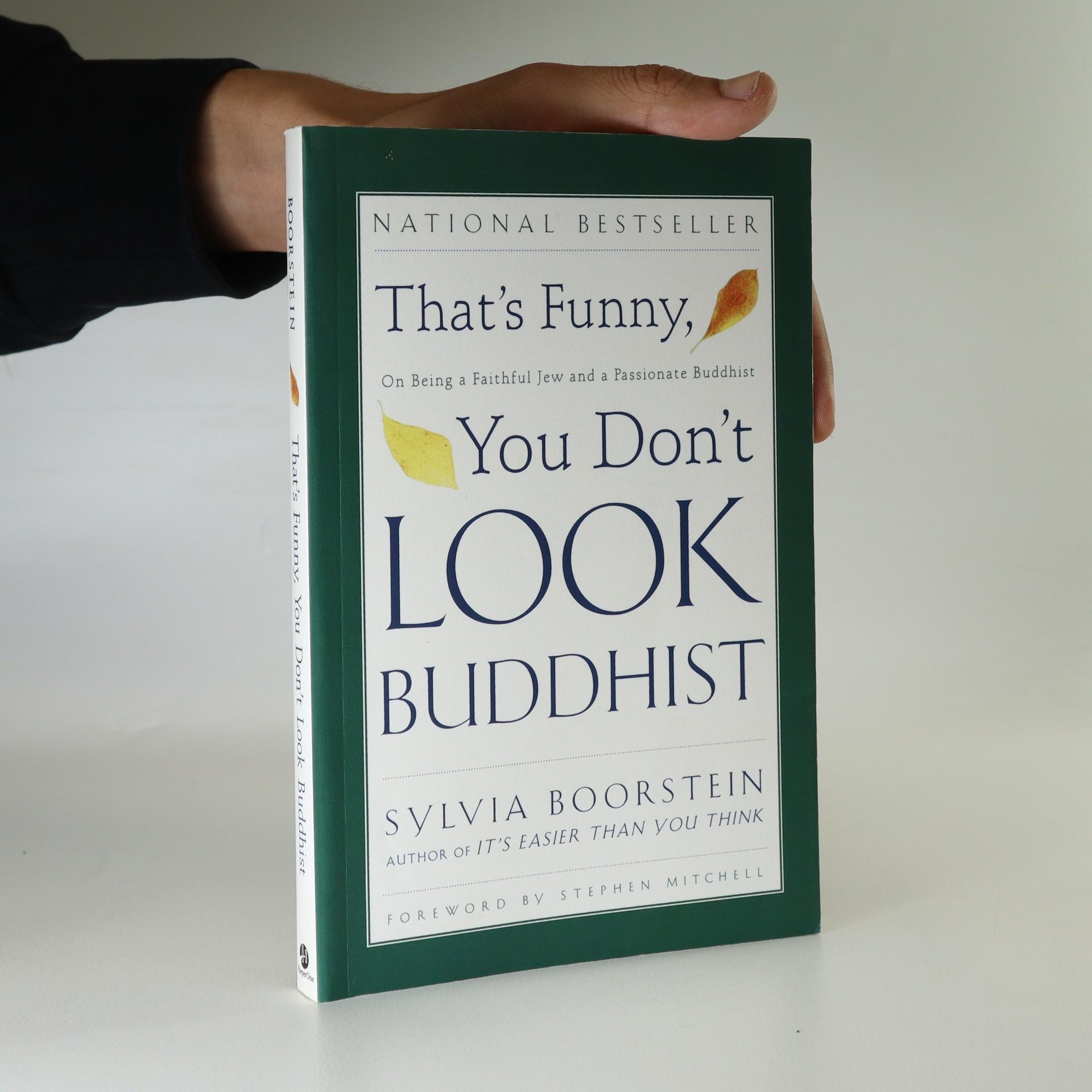 antikvární kniha That's Funny, You Don't Look Buddhist, neuveden