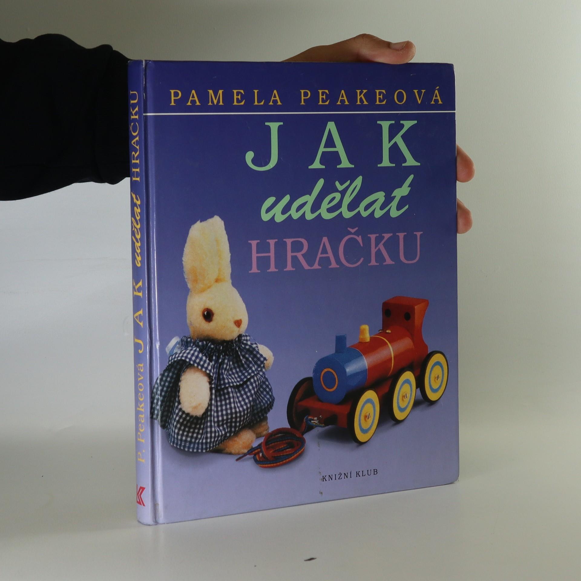 antikvární kniha Jak udělat hračku, 1993