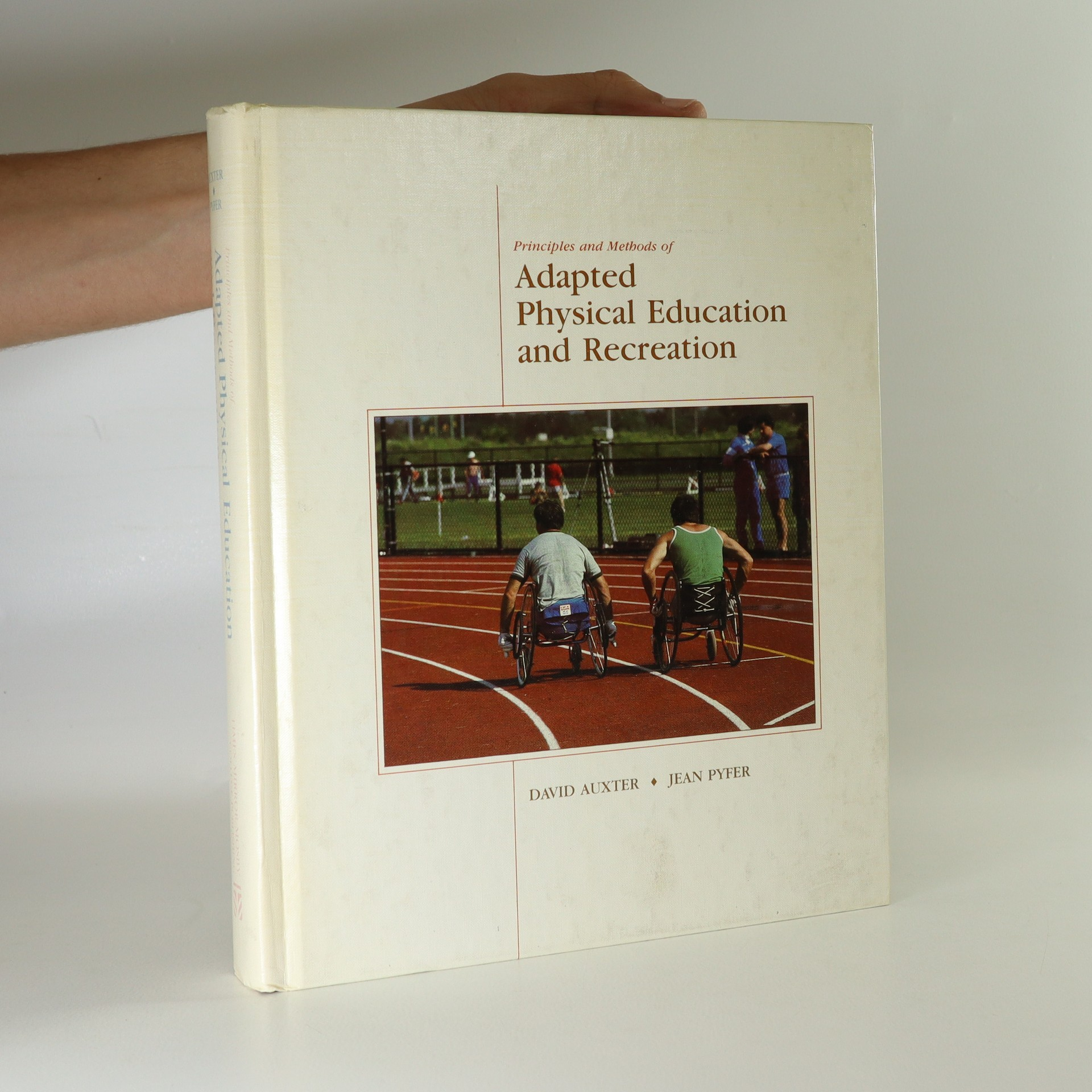 antikvární kniha Principles and methods of adapted physical education and recreation., neuveden